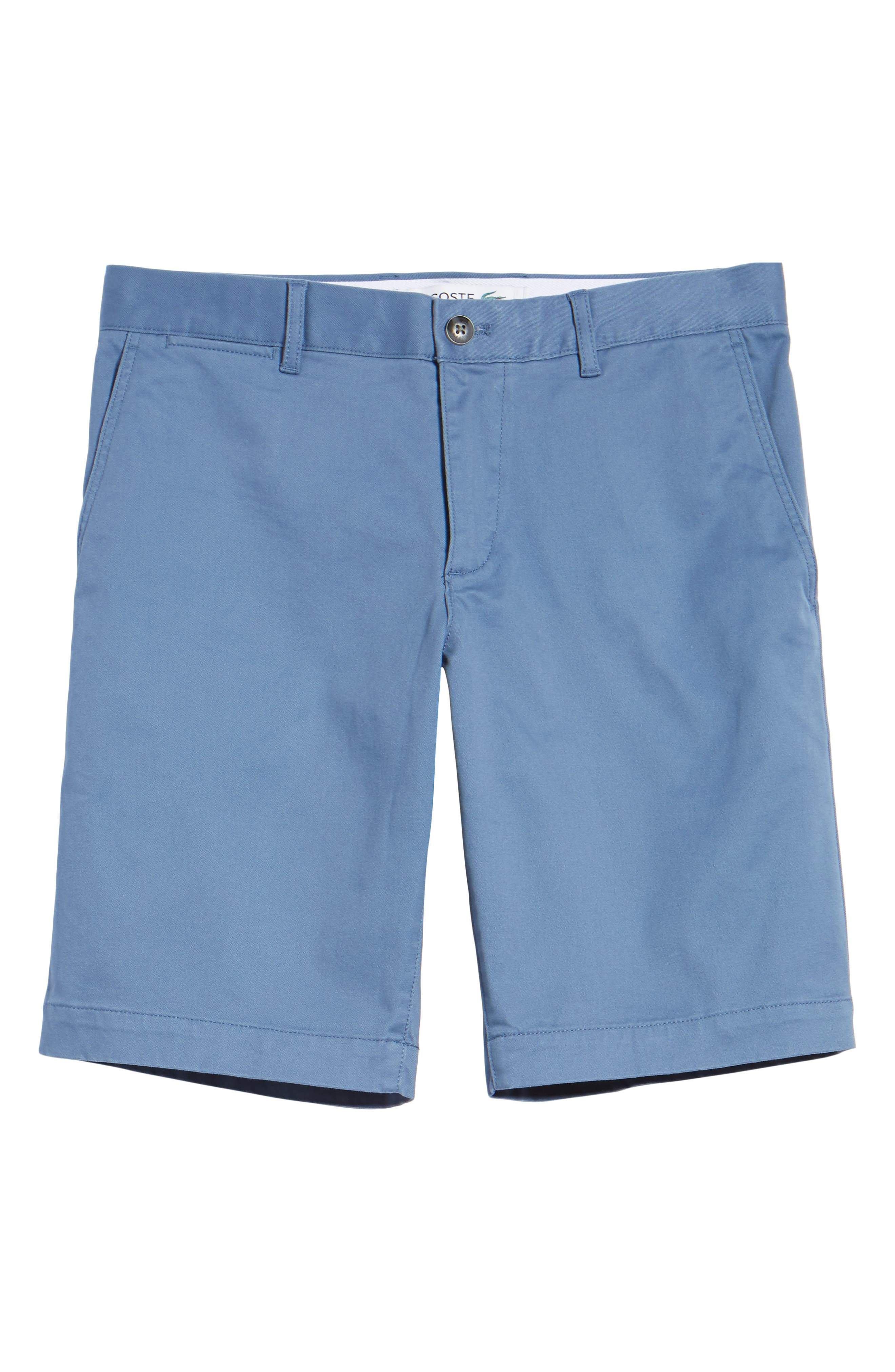 Slim Fit Chino Shorts,                             Alternate thumbnail 6, color,                             King