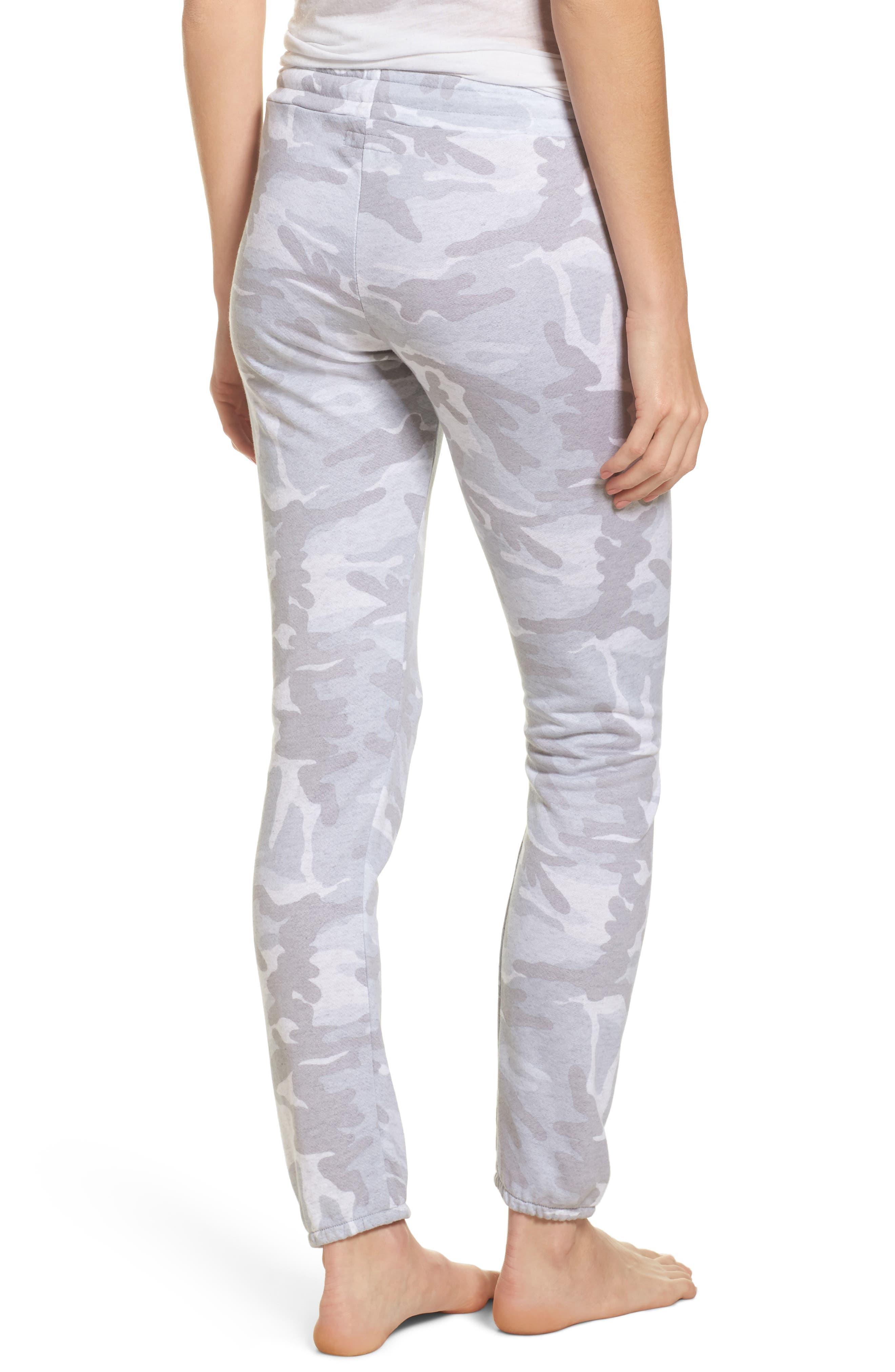 Campbell Vintage Jogger Pants,                             Alternate thumbnail 2, color,                             Light Grey Camo