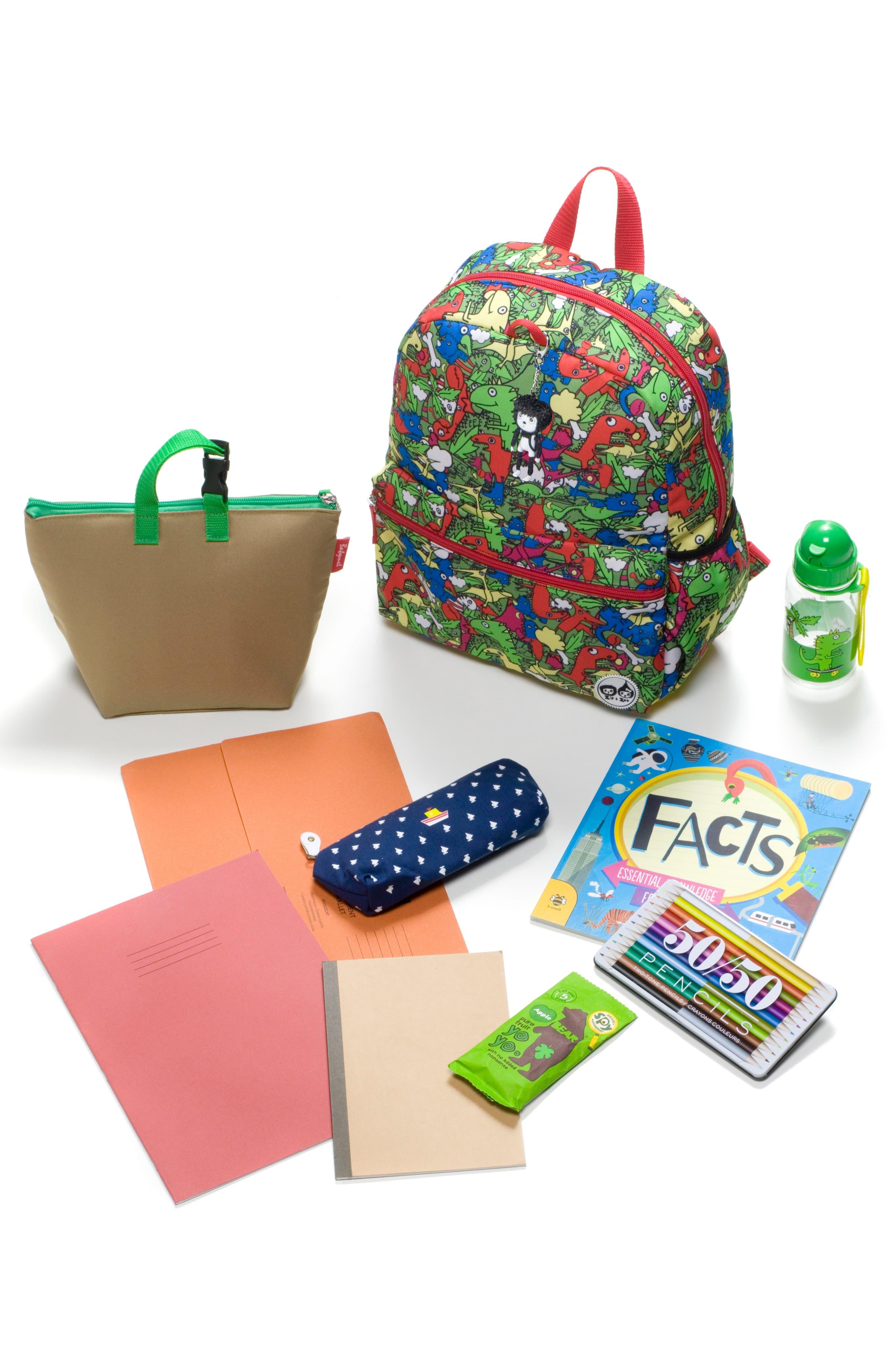 Alternate Image 4  - Babymel Zip & Zoe Dino Junior Backpack (Kids)