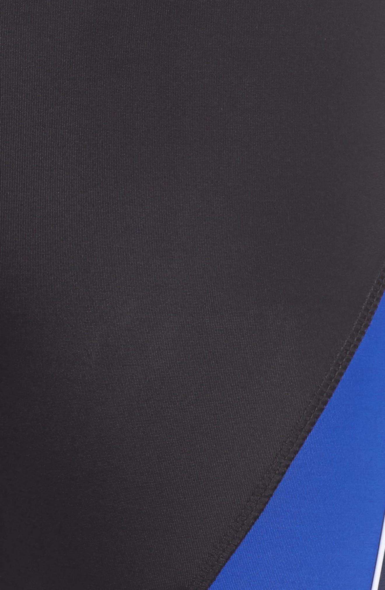 The Delta Leggings,                             Alternate thumbnail 6, color,                             Black