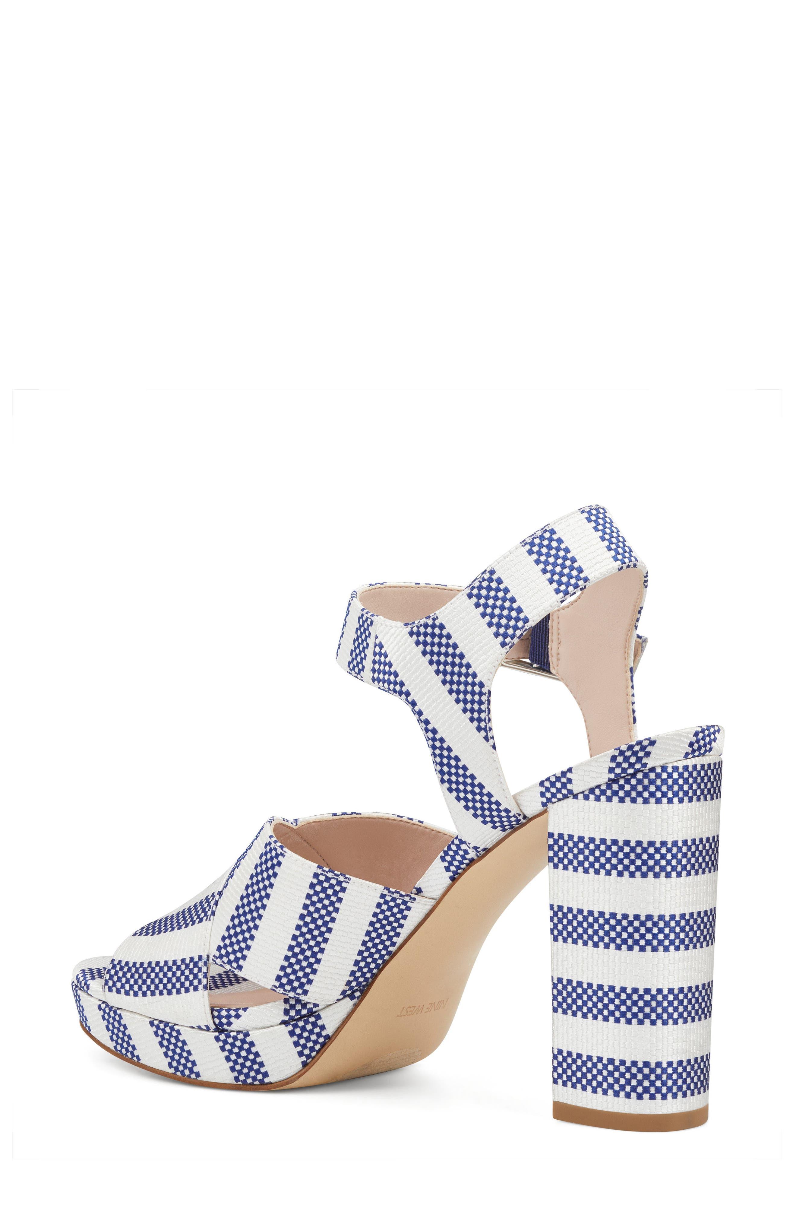 Alternate Image 2  - Nine West Jimar Platform Sandal (Women)