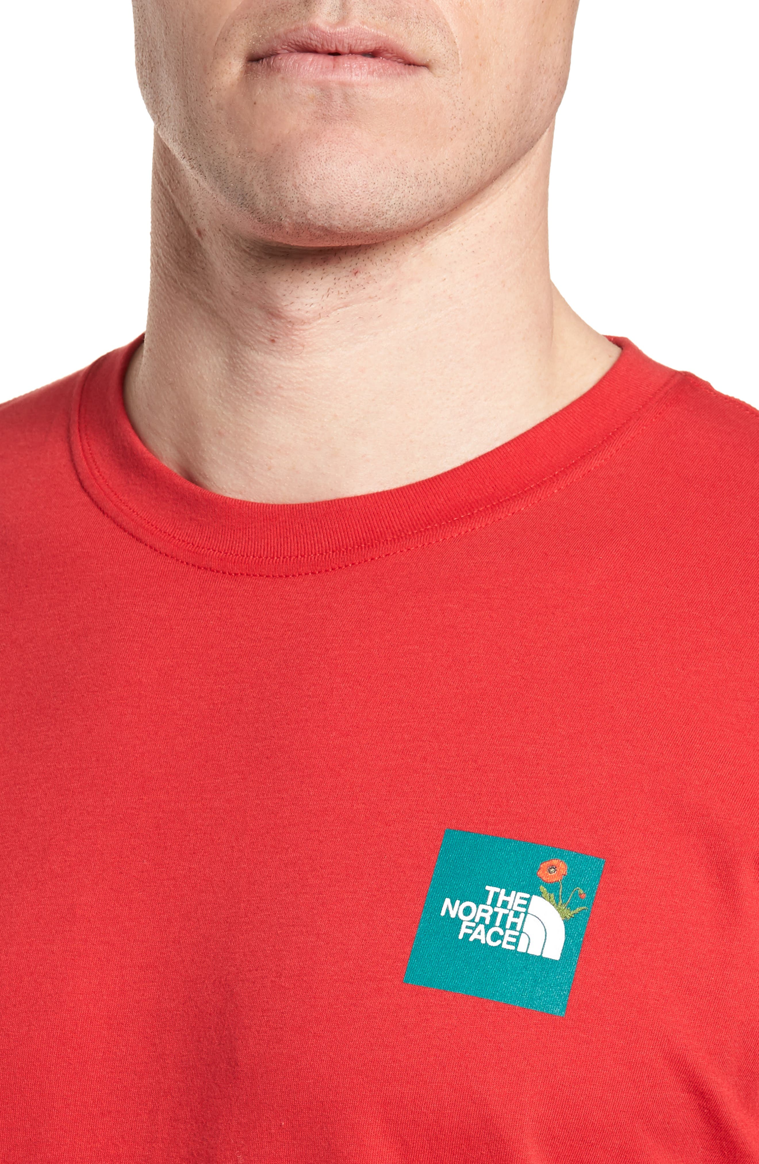 Alternate Image 10  - The North Face Graphic Unisex T-Shirt