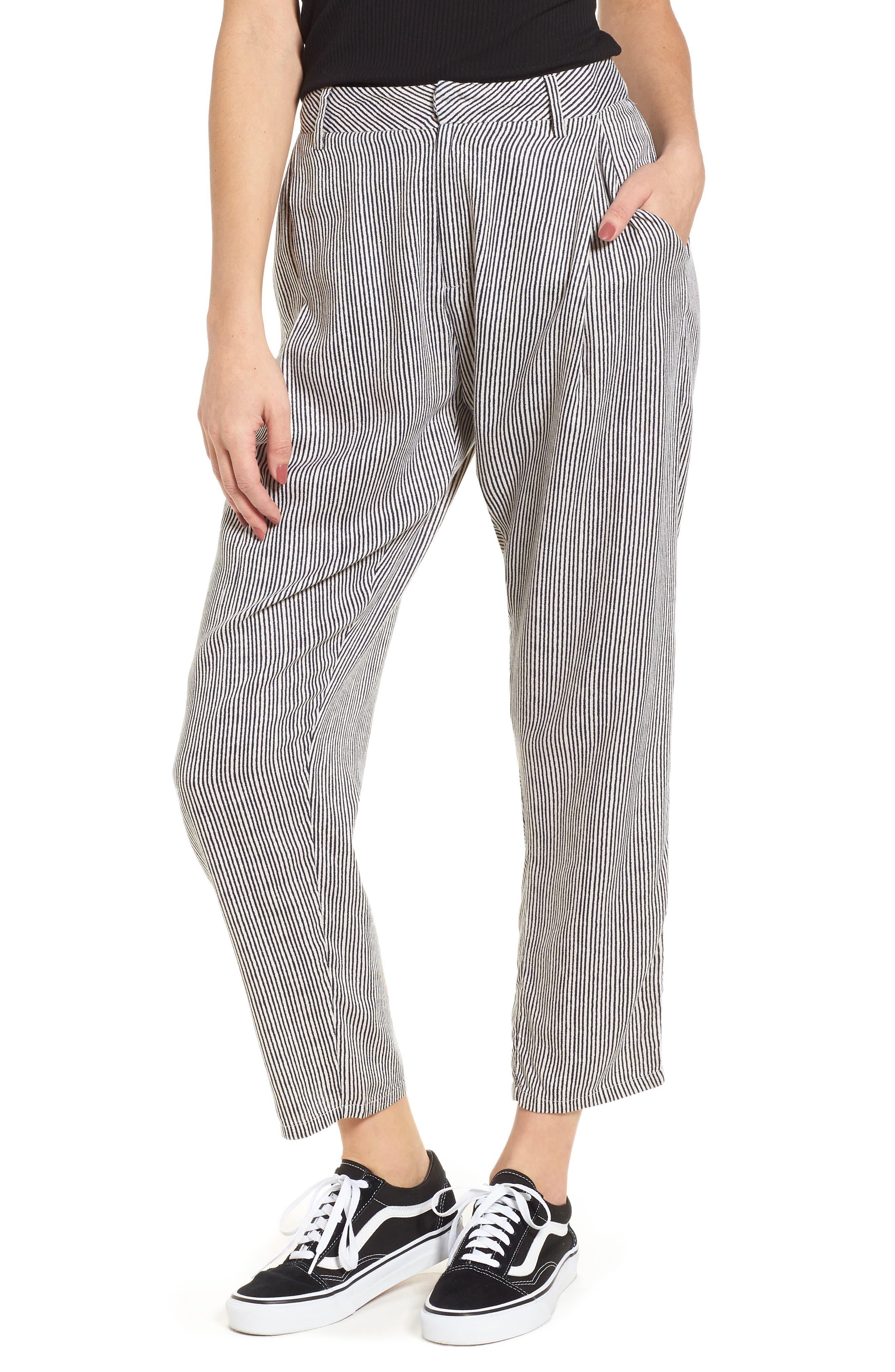 Chasing Sunshine Pants,                         Main,                         color, Ivory