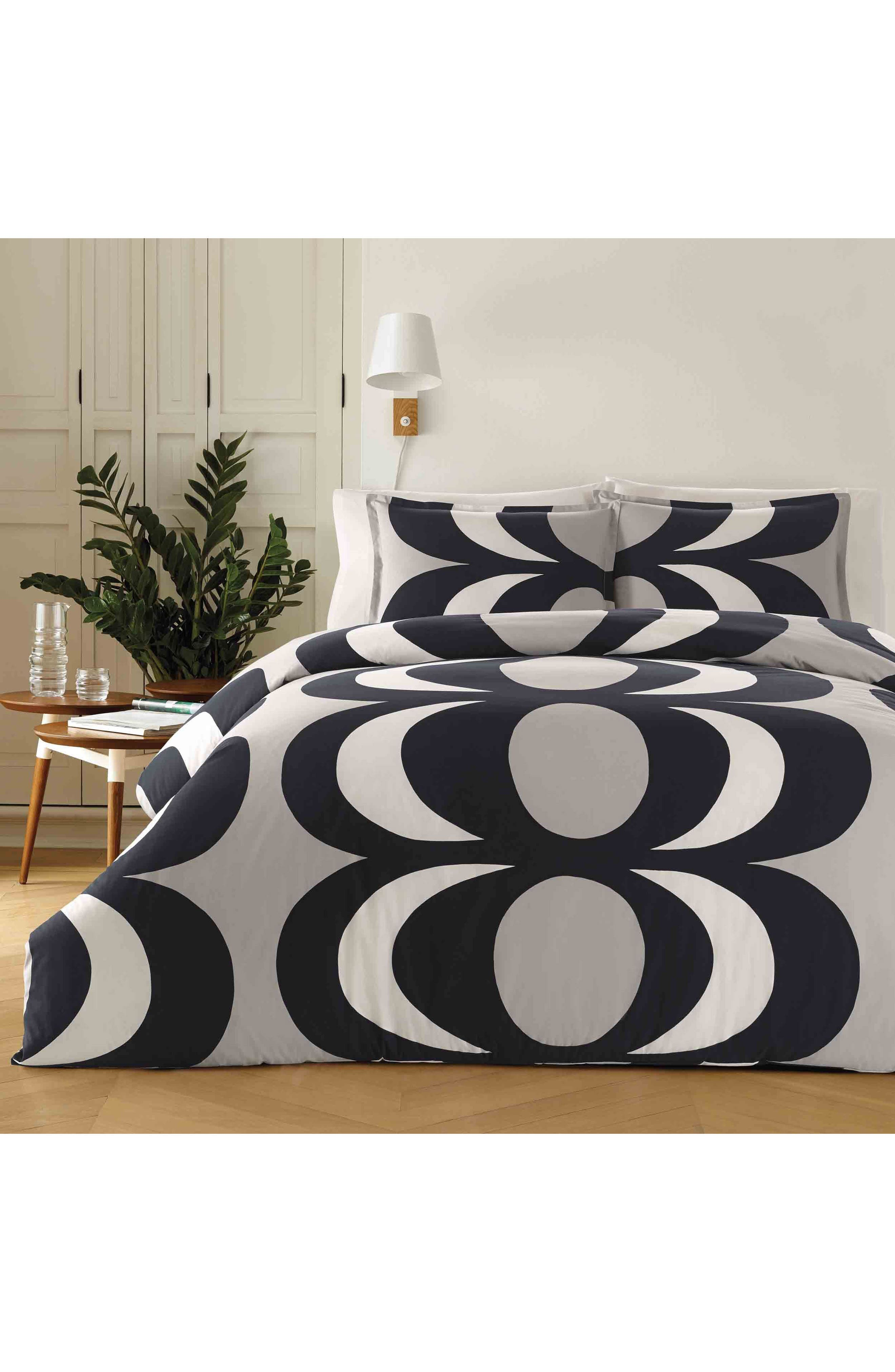 Kaivo Comforter & Sham Set,                         Main,                         color, Gray