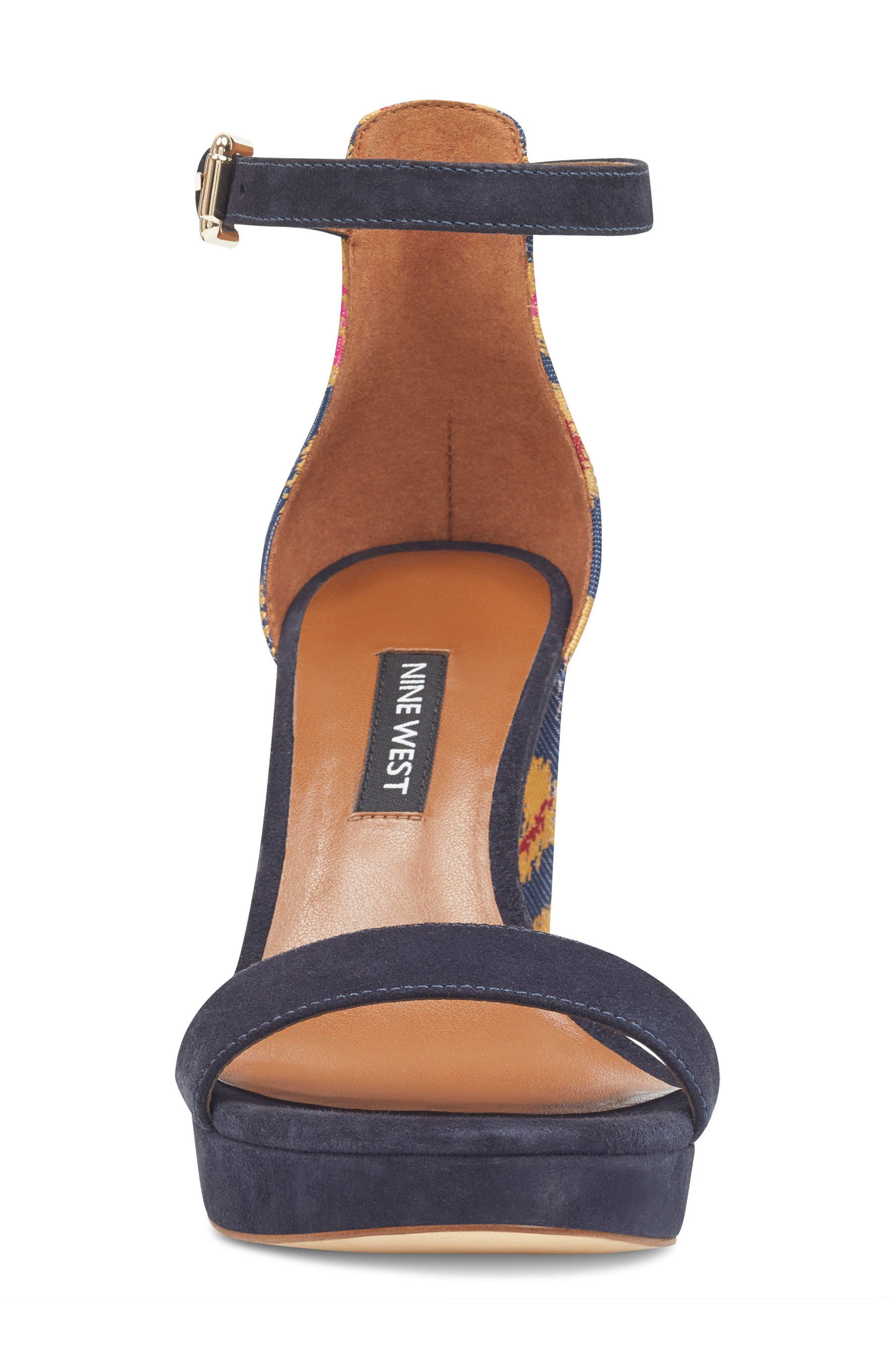 Alternate Image 4  - Nine West Dempsey Platform Sandal (Women)