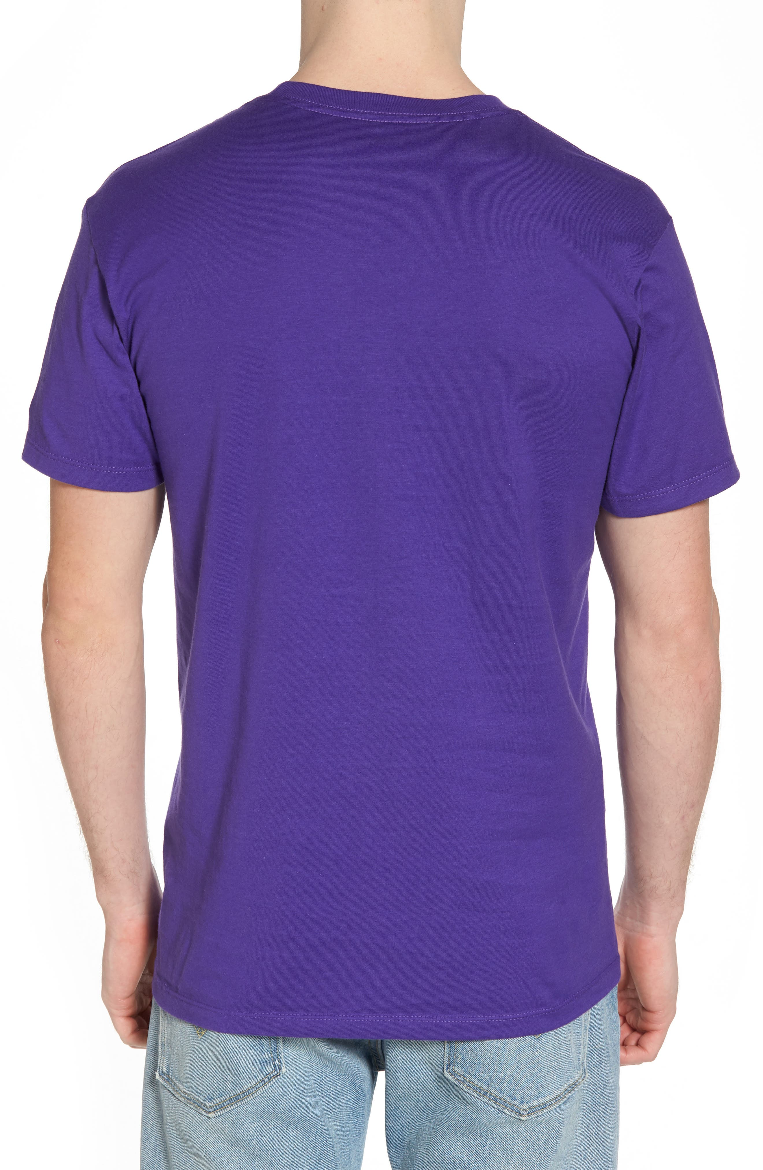 Alternate Reality Graphic T-Shirt,                             Alternate thumbnail 2, color,                             Purple