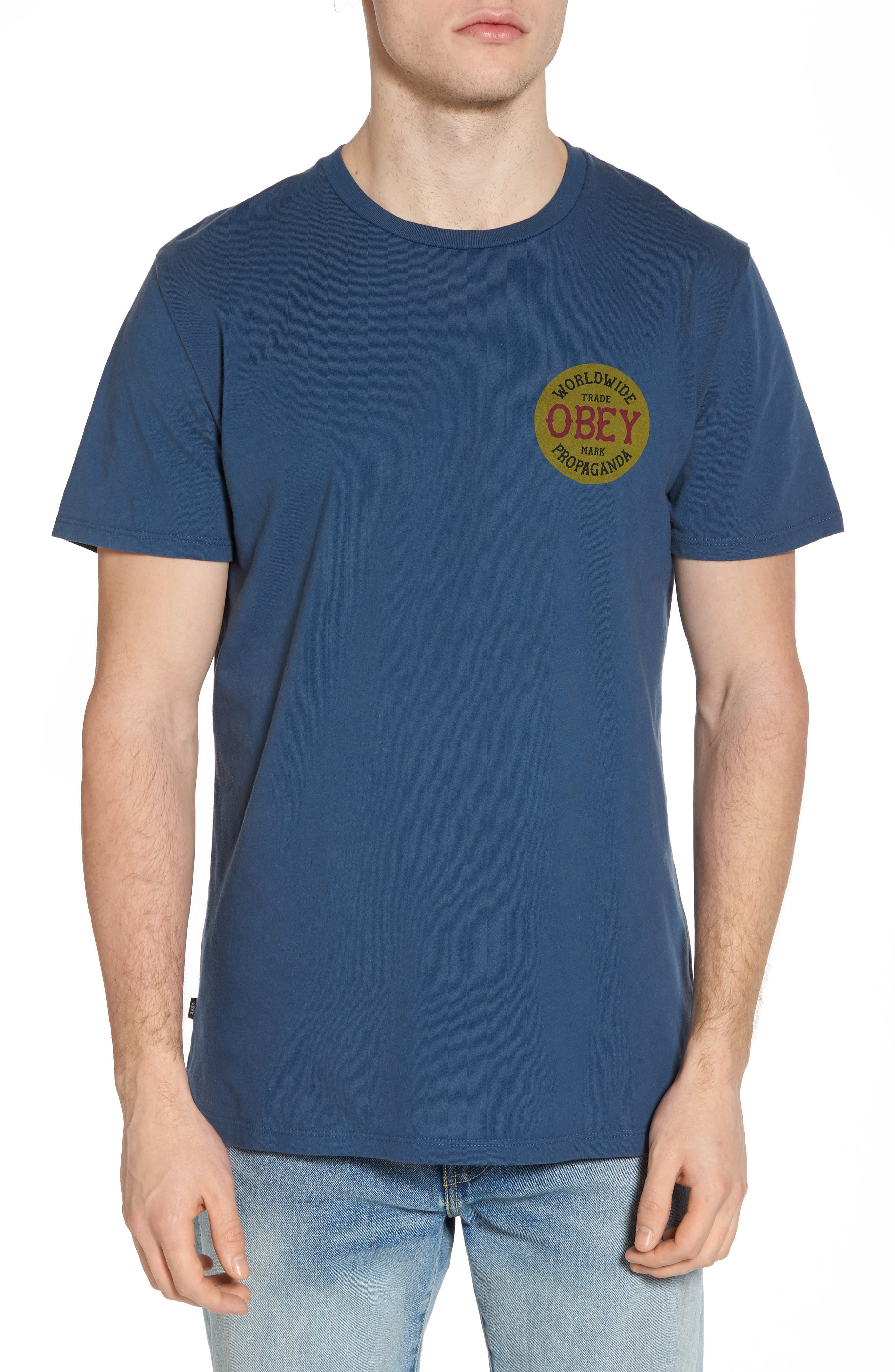 Obey Trademark Graphic T-Shirt