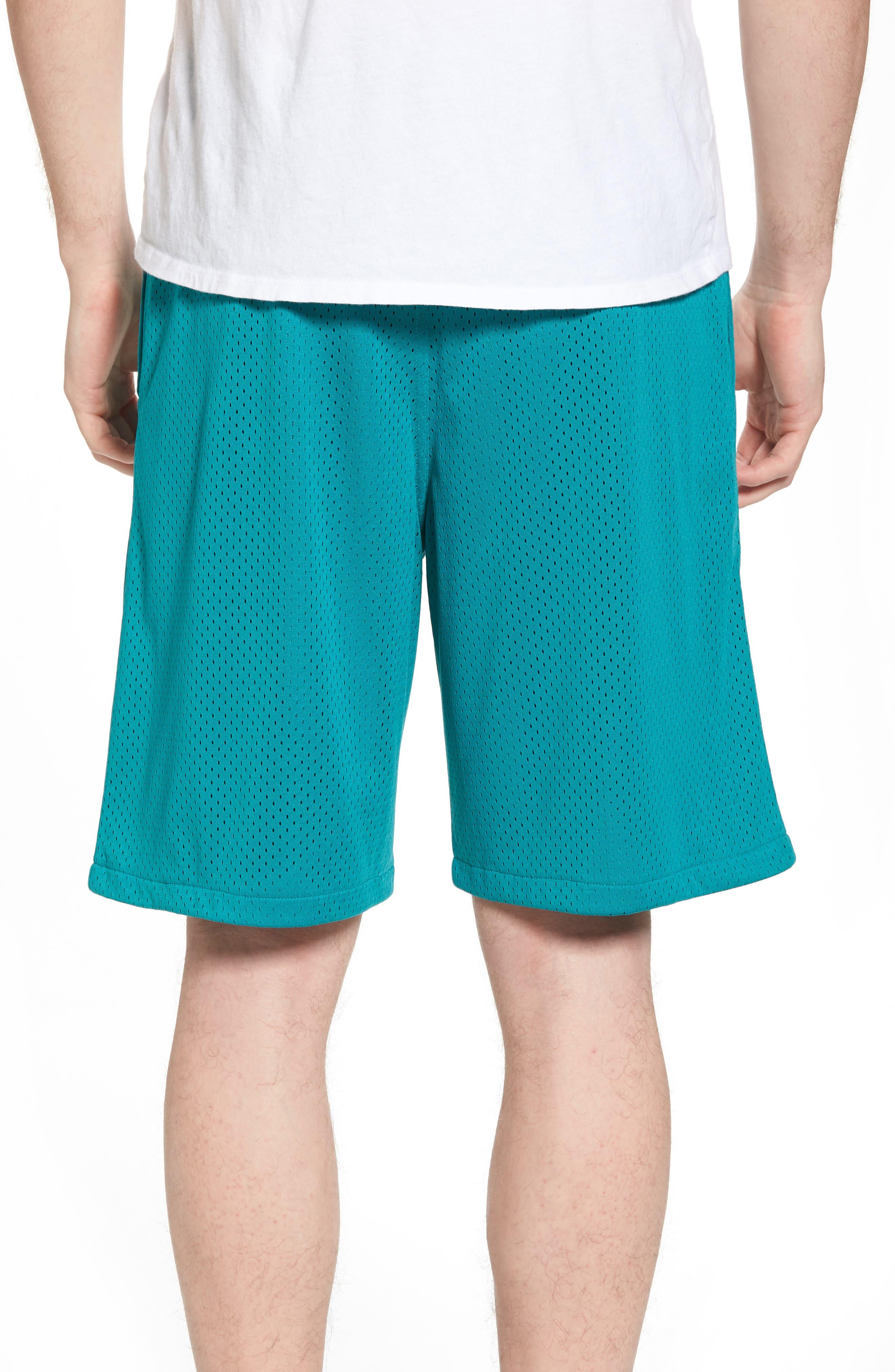 O.P.E. Athletic Shorts,                             Alternate thumbnail 2, color,                             Teal