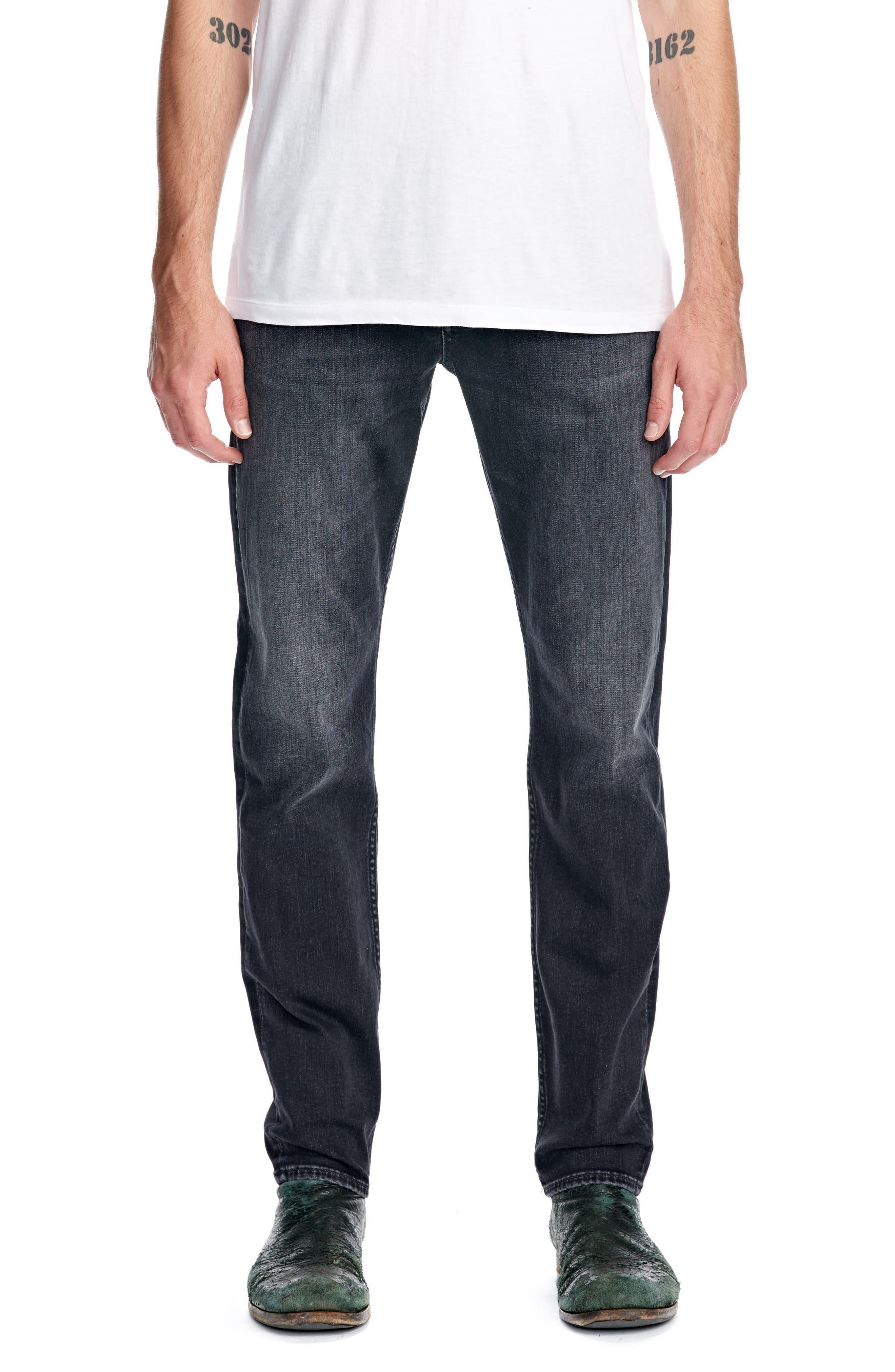 Lou Slim Fit Jeans,                             Main thumbnail 1, color,                             Paralyzer