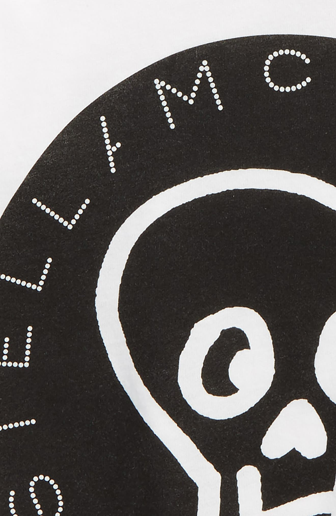 Alternate Image 2  - Stella McCartney Arrow Skull T-Shirt (Toddler Boys, Little Boys & Big Boys)