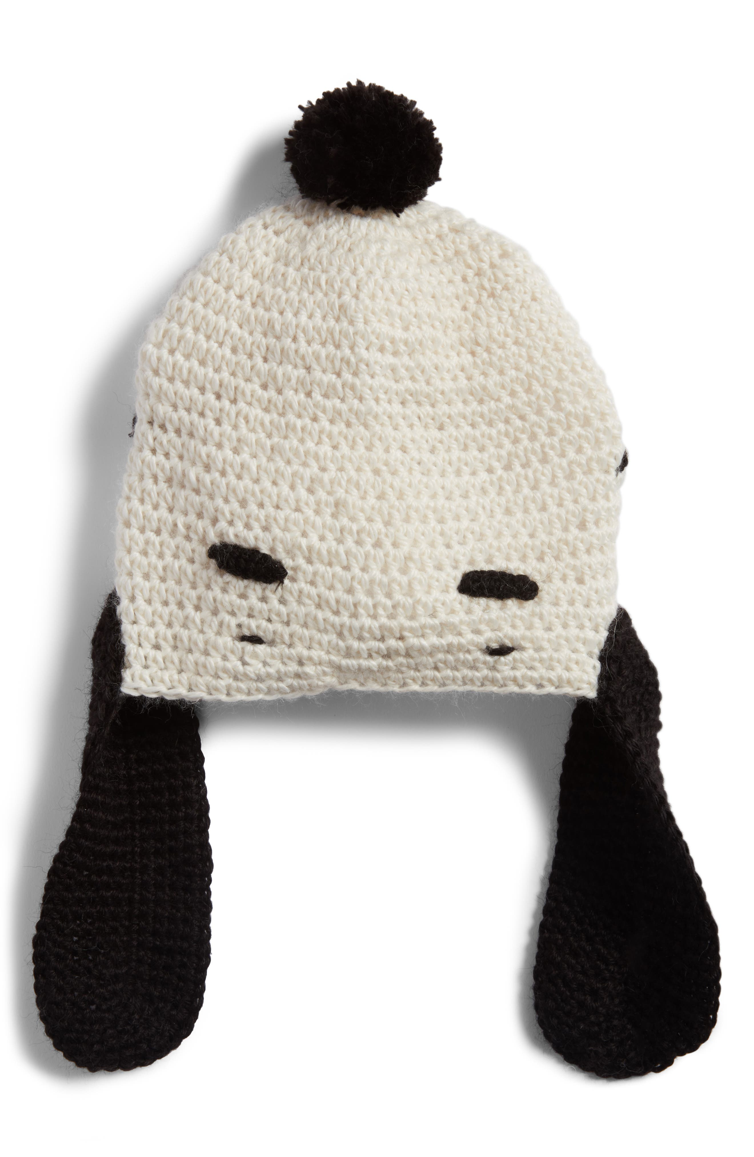Krochet Kids Snoopy Beanie (Kids) (Limited Edition) (Nordstrom Exclusive)