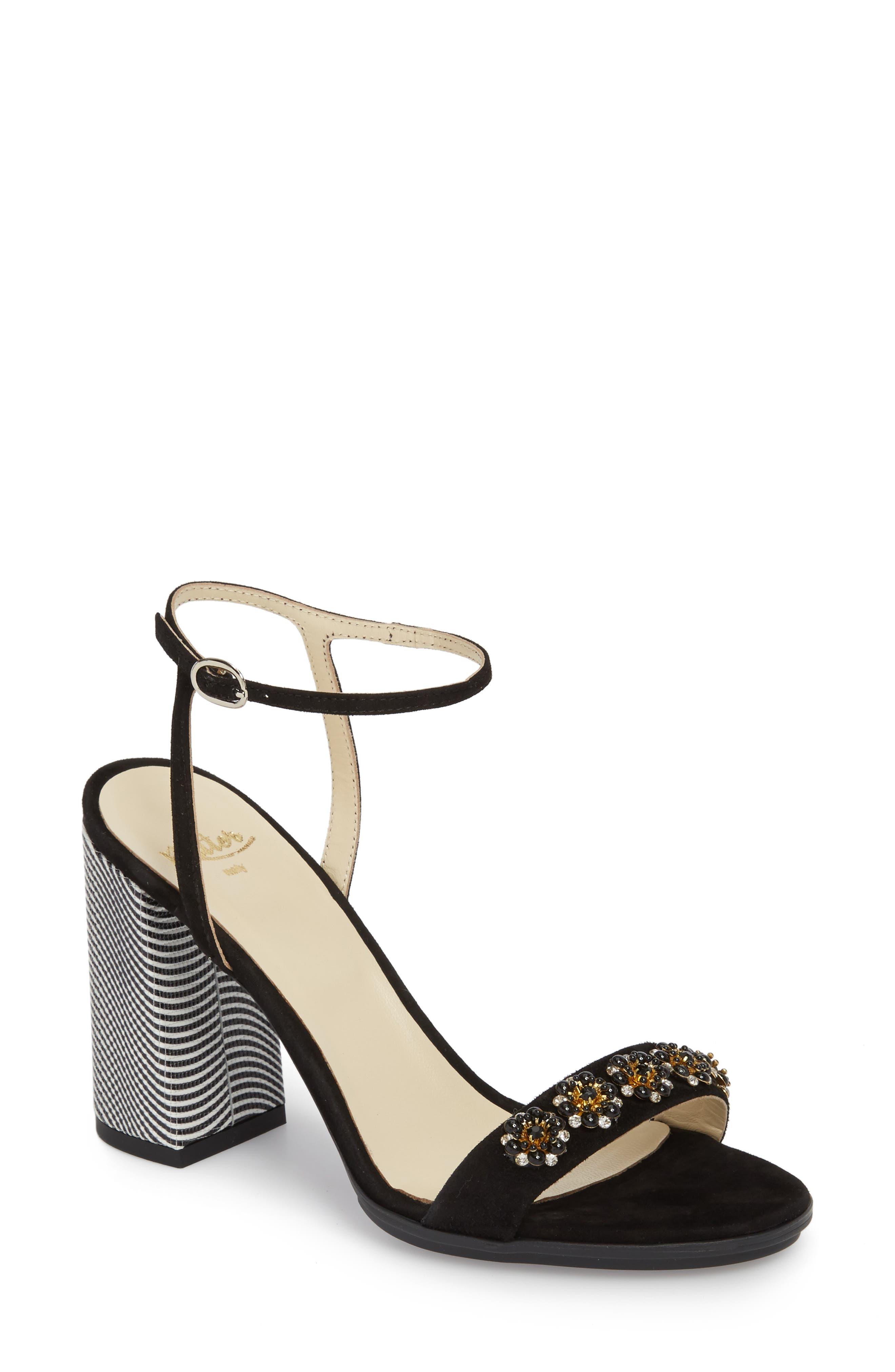 Butter Helena Block Heel Sandal (Women)