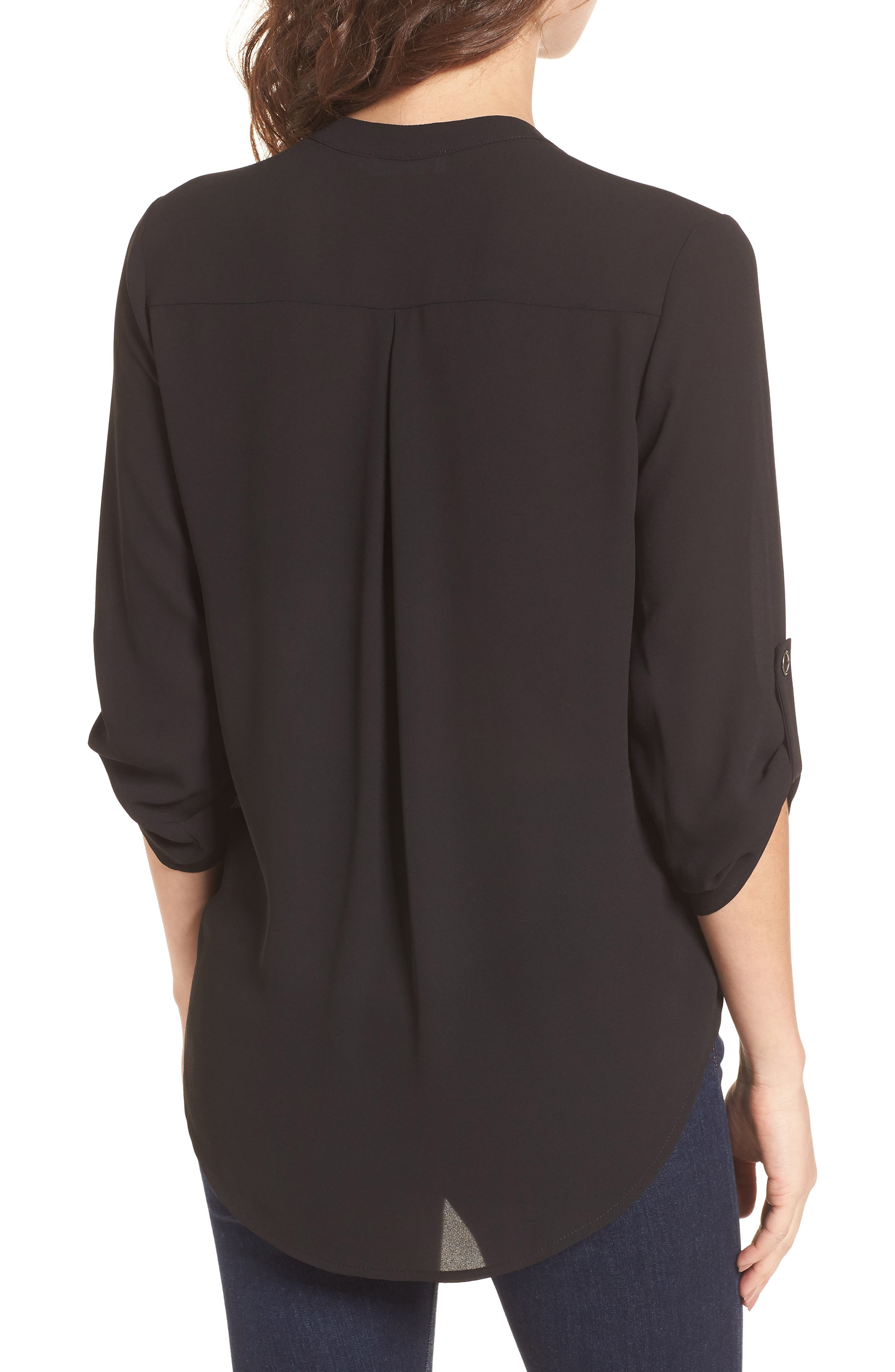 Sea Woman Pleated Crepe Top Black Size 4 Sea New York Buy Cheap How Much Discount Eastbay F7jNXeYCc