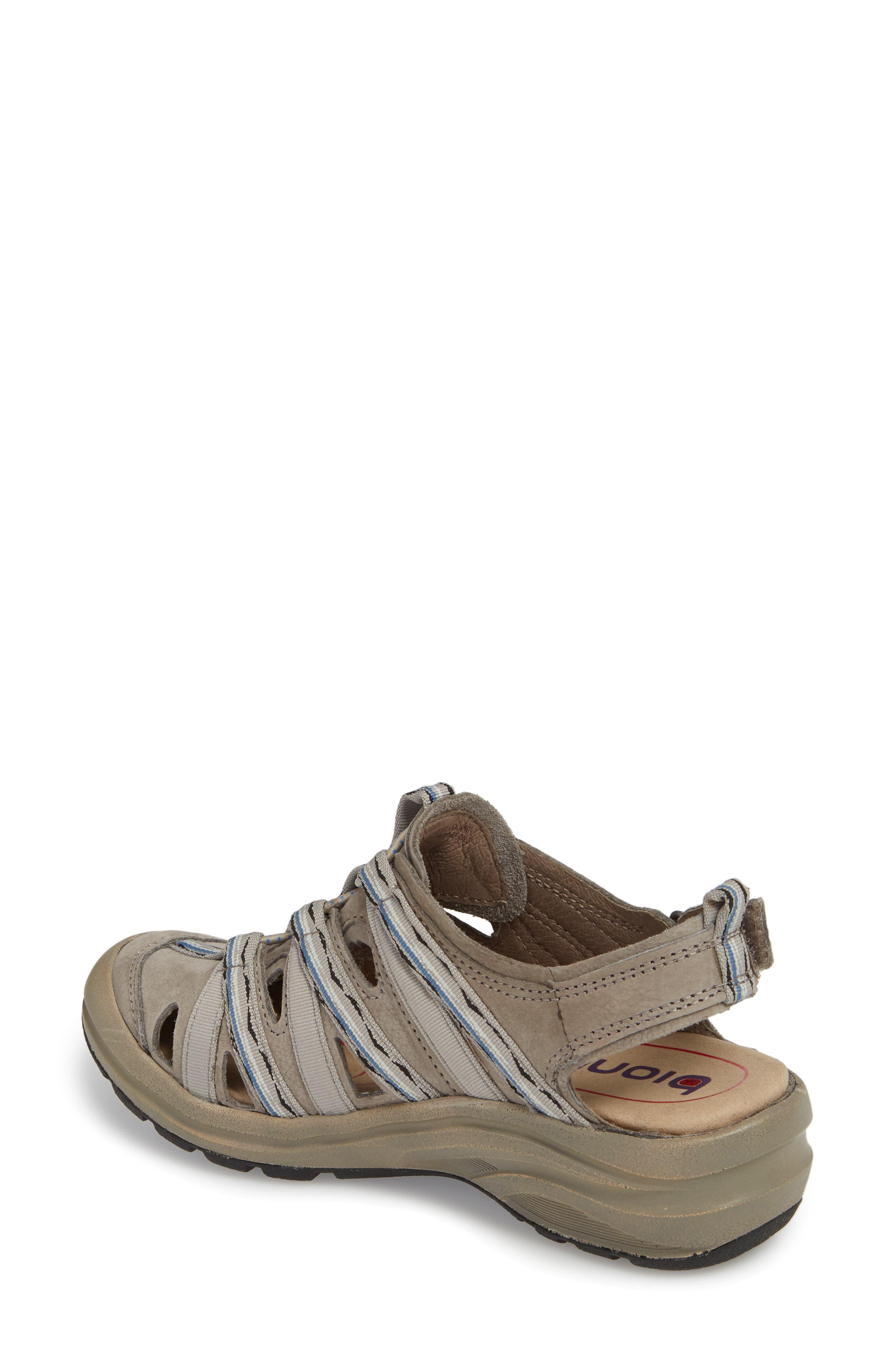 Malabar Sport Sandal,                             Alternate thumbnail 2, color,                             Paper Mache Leather