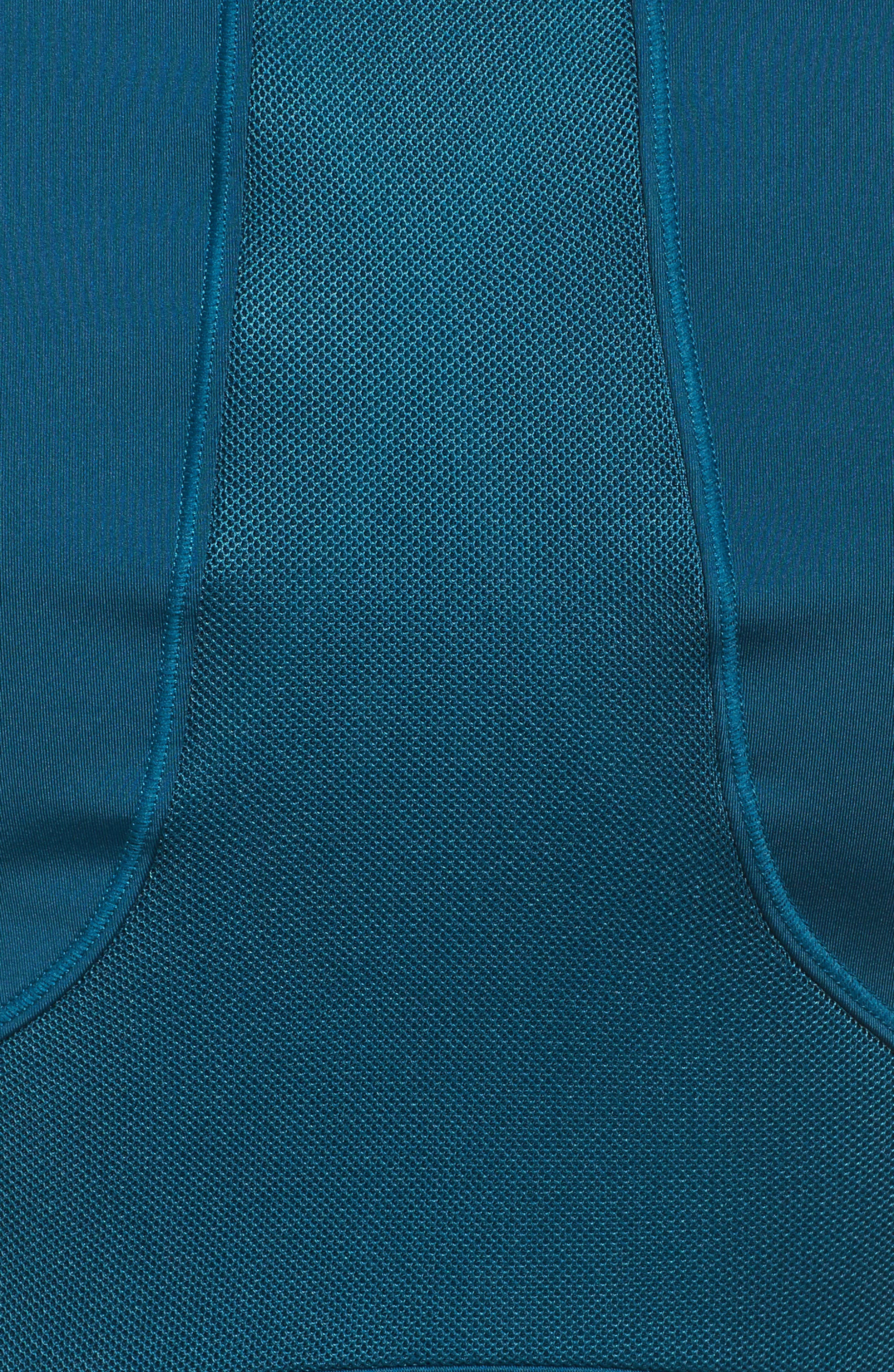 Breathelux Hooded Jacket,                             Alternate thumbnail 6, color,                             Tourmaline Teal