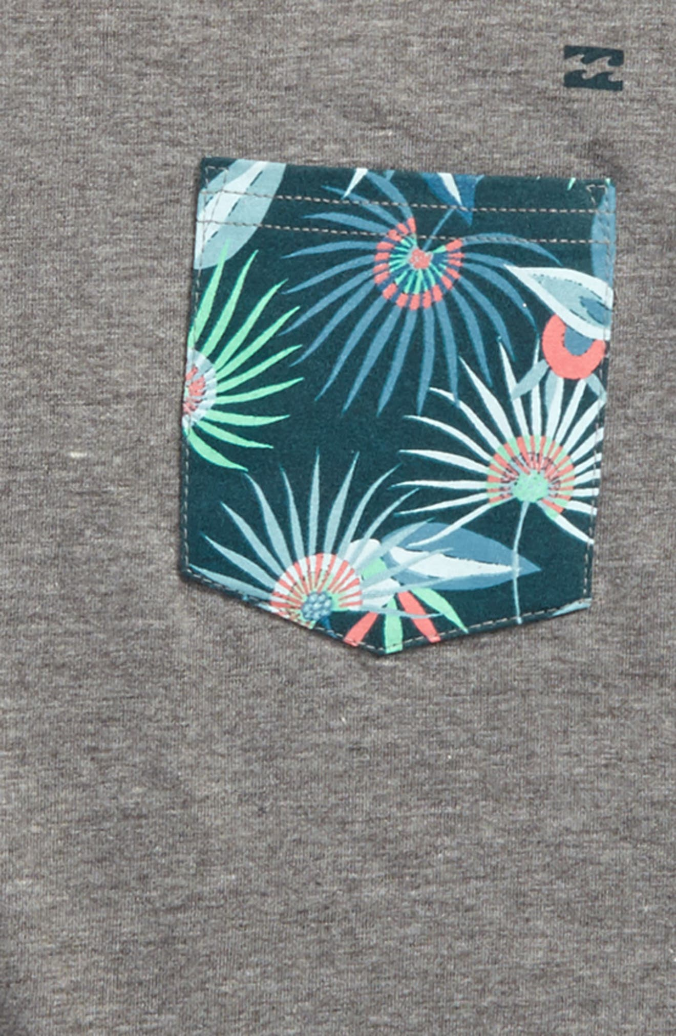 Alternate Image 2  - Billabong Team Pocket T-Shirt (Big Boys)