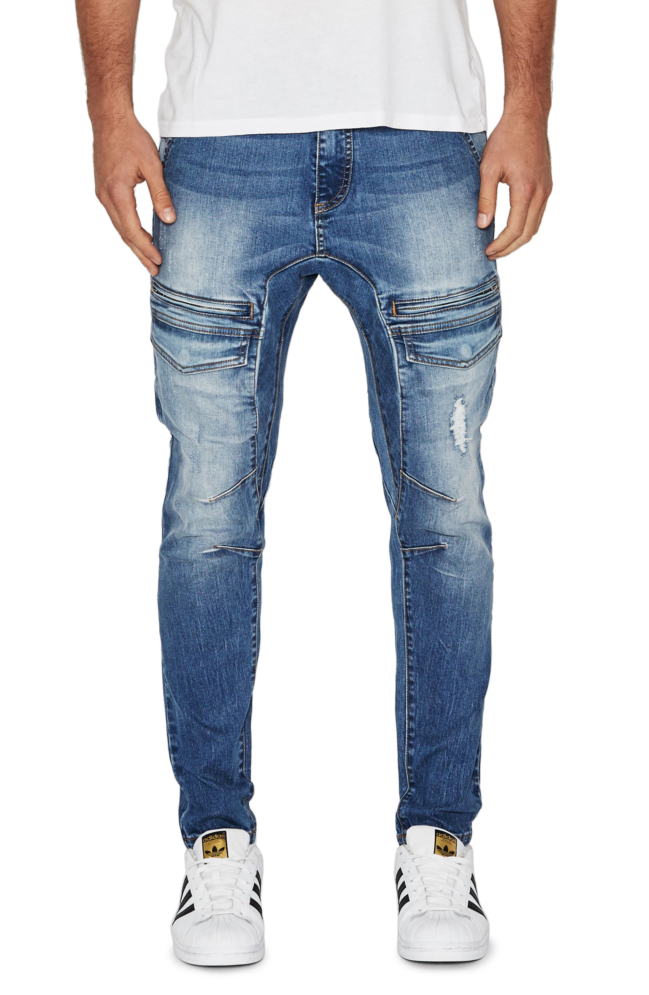NXP Hurricane Slim Fit Jeans (Lincoln Blue)