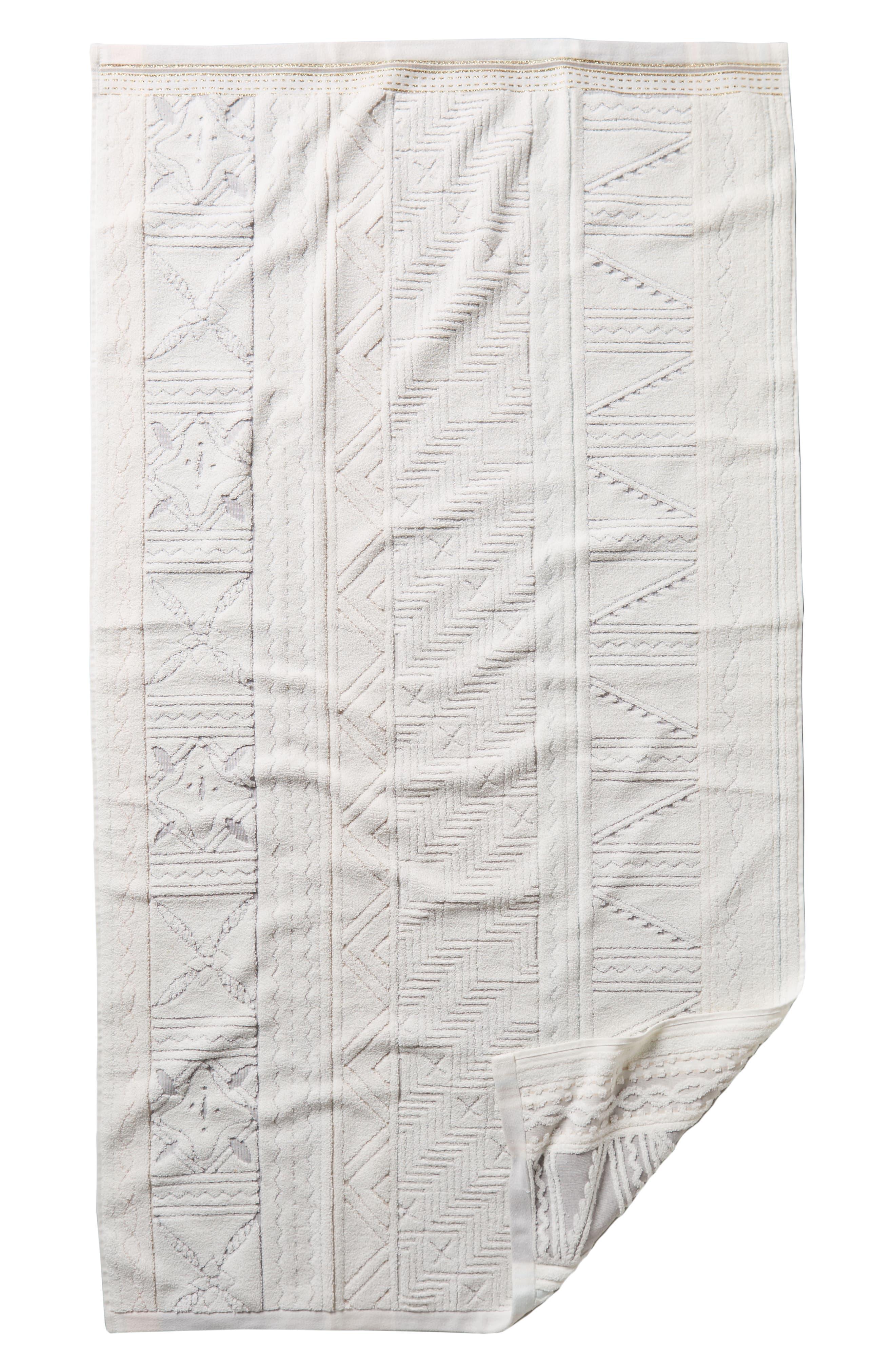 Windstream Bath Towel,                             Alternate thumbnail 3, color,                             Grey