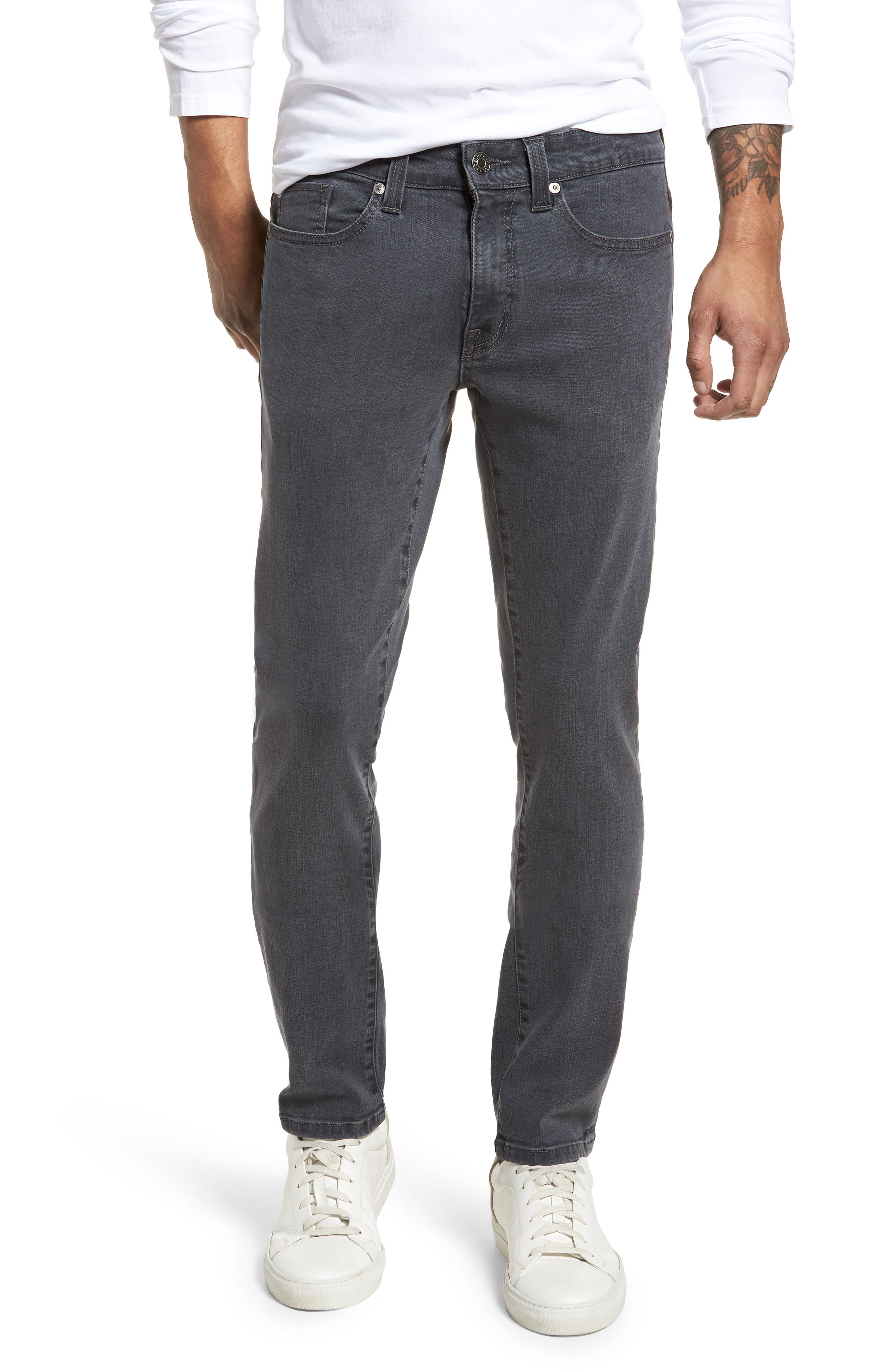Fidelity Denim Torino Slim Fit Jeans (Stardust)