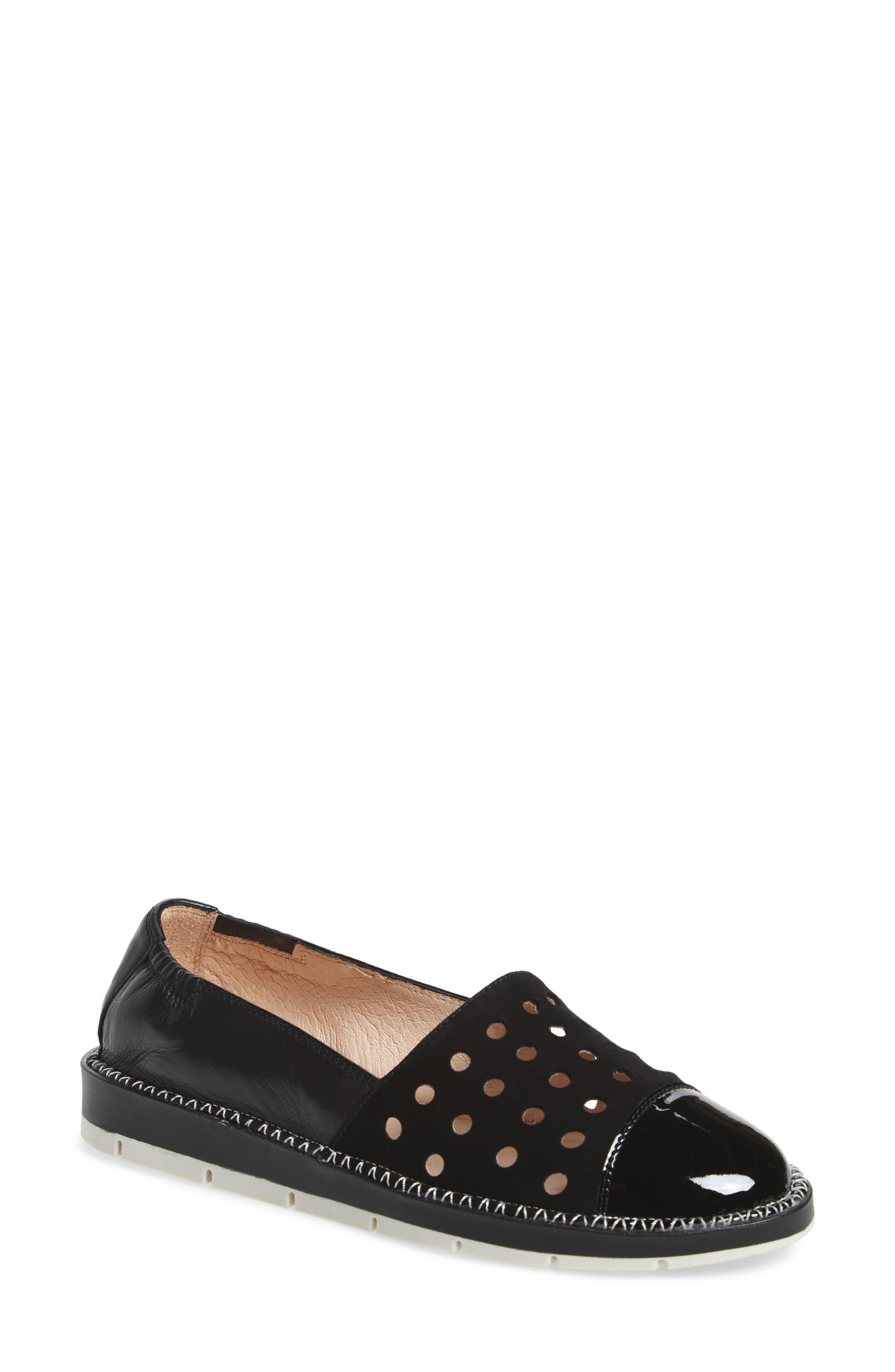 Maiko Flat,                         Main,                         color, Kaffir Black Leather
