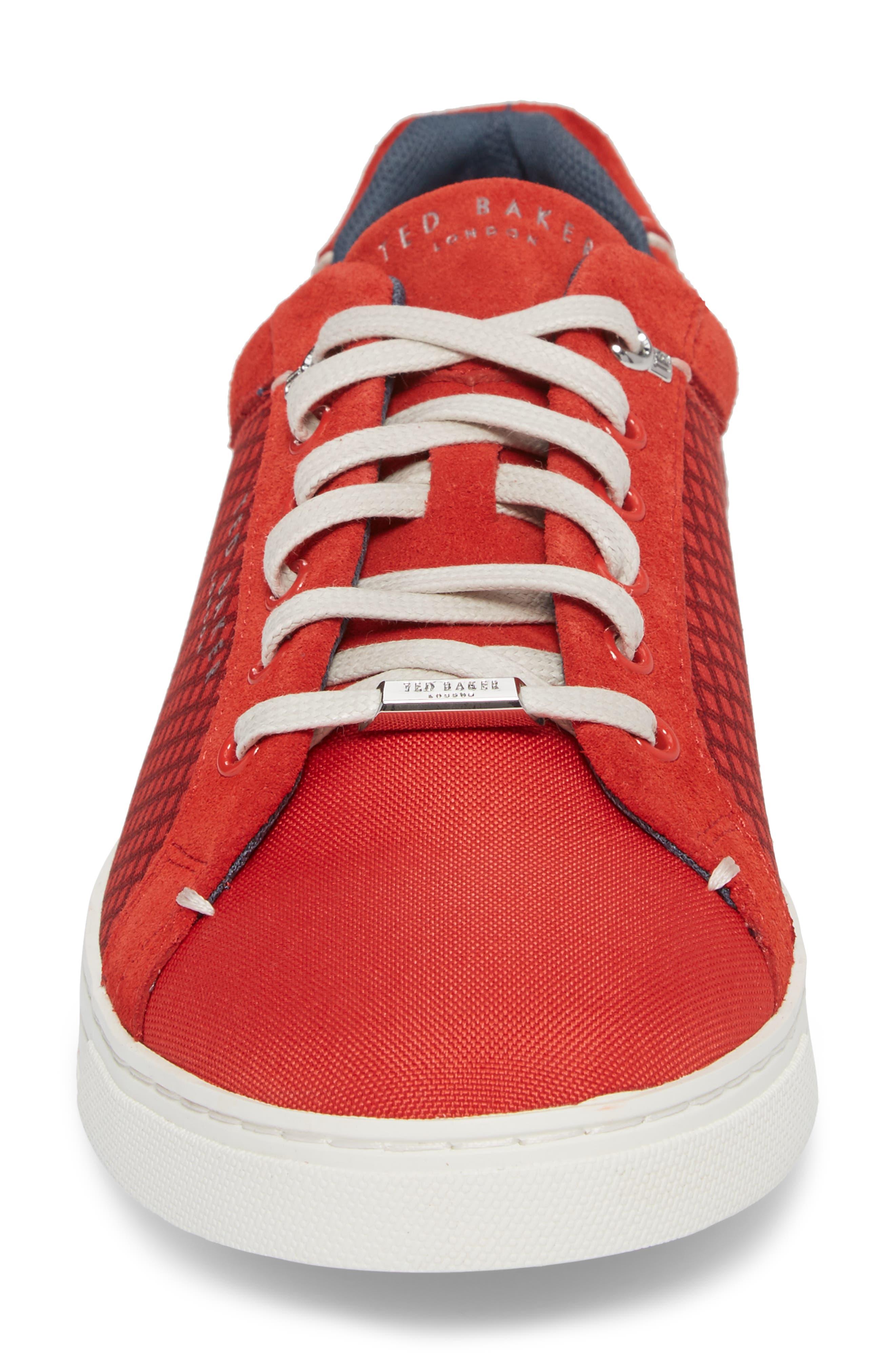 Alternate Image 4  - Ted Baker London Sarpio Sneaker (Men)