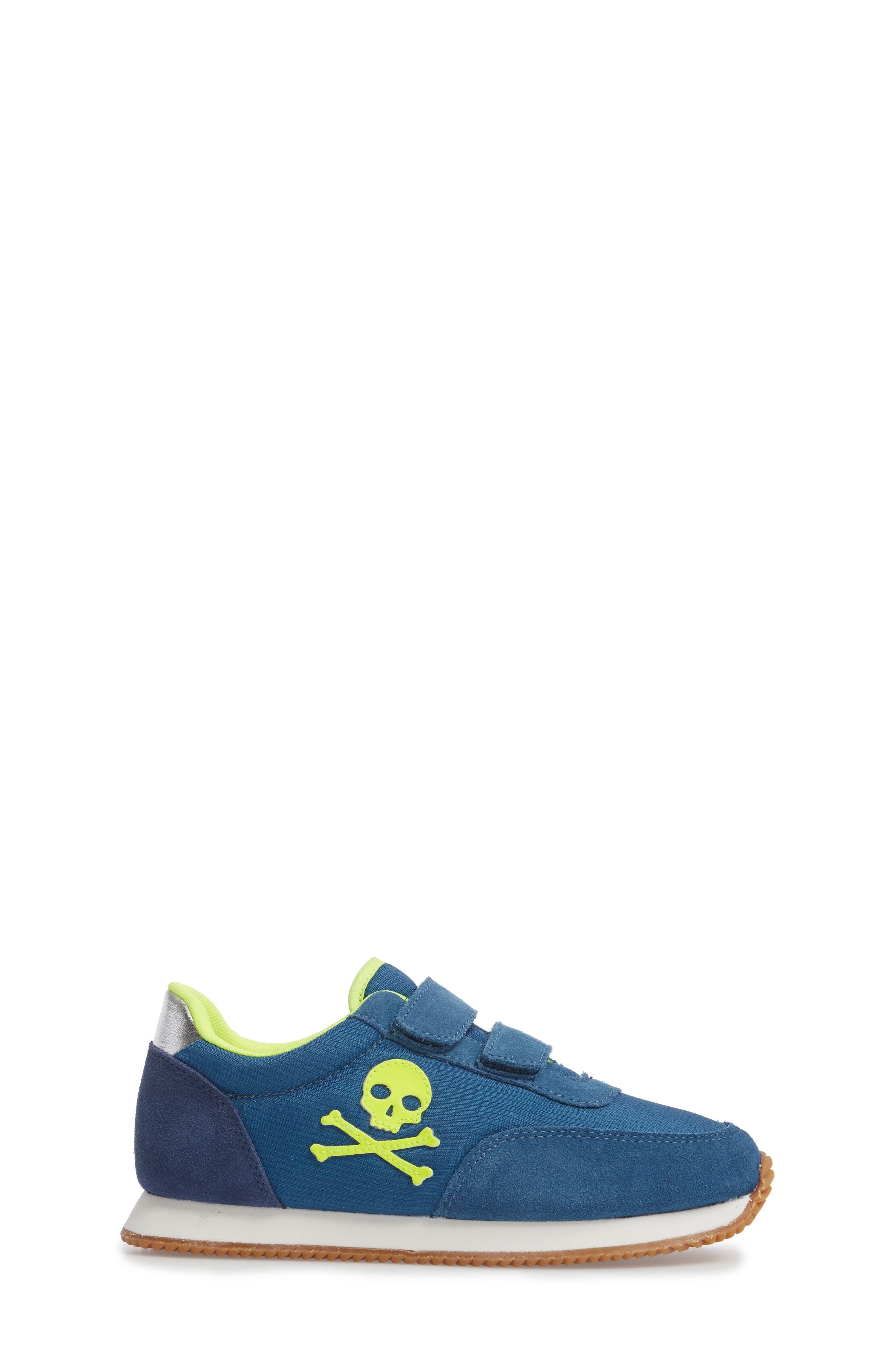 Alternate Image 3  - Mini Boden Print Sneakers (Toddler, Little Kid & Big Kid)