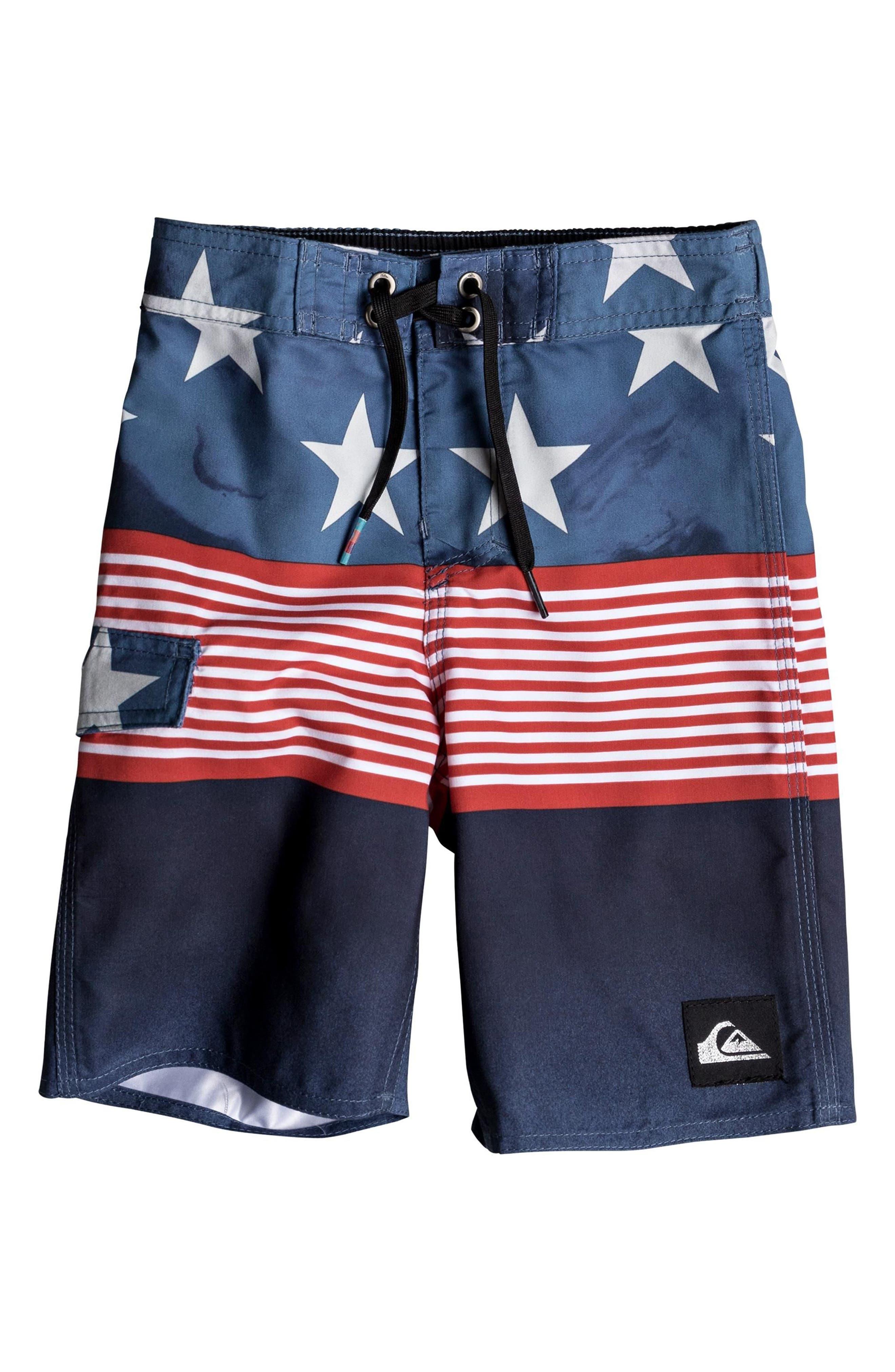 Division Independent Board Shorts,                             Main thumbnail 1, color,                             Navy Blazer