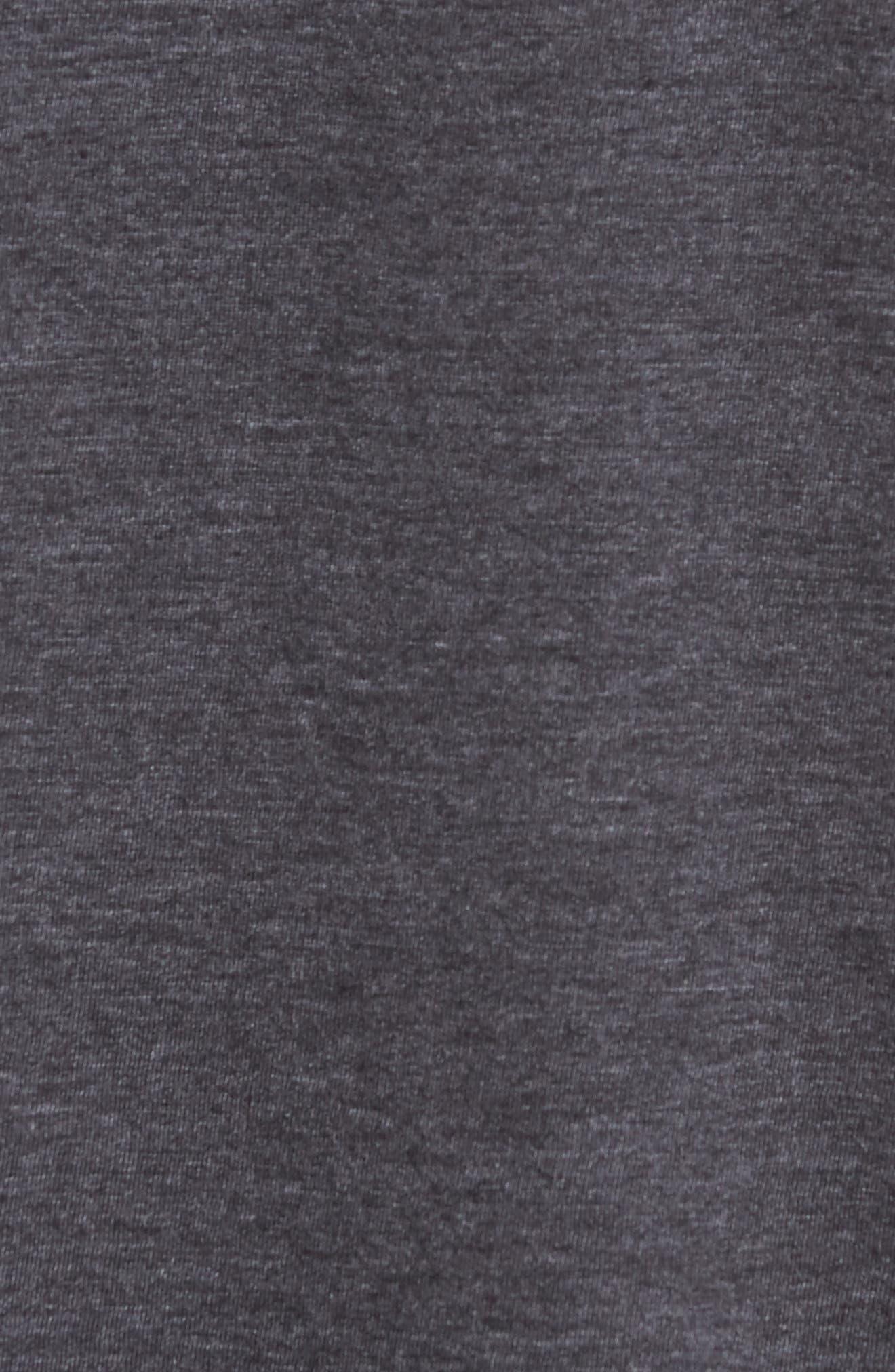 Dmote ANP T-Shirt,                             Alternate thumbnail 5, color,                             Black