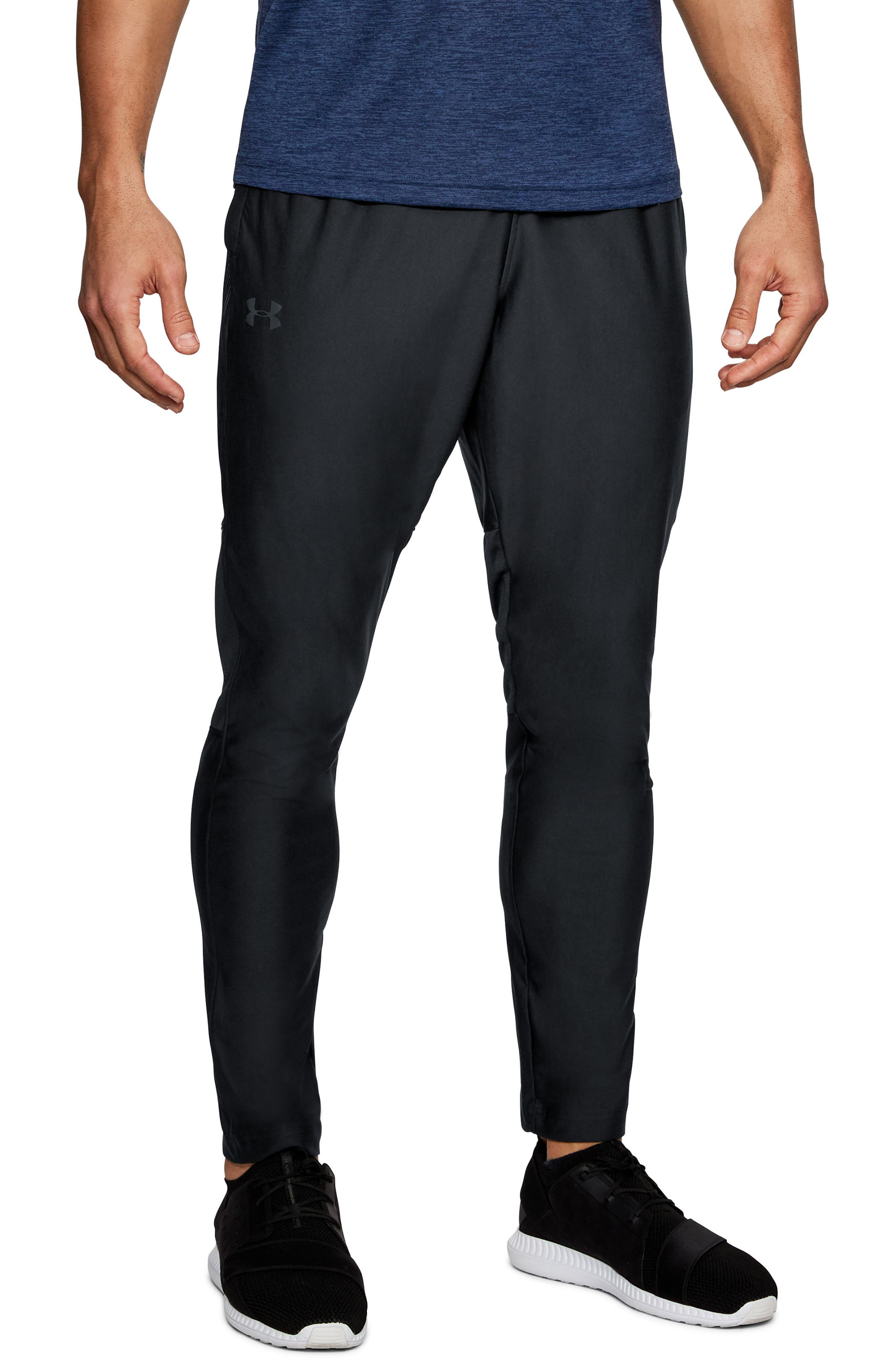 Threadborne Vanish Pants,                         Main,                         color, Black/ Anthracite