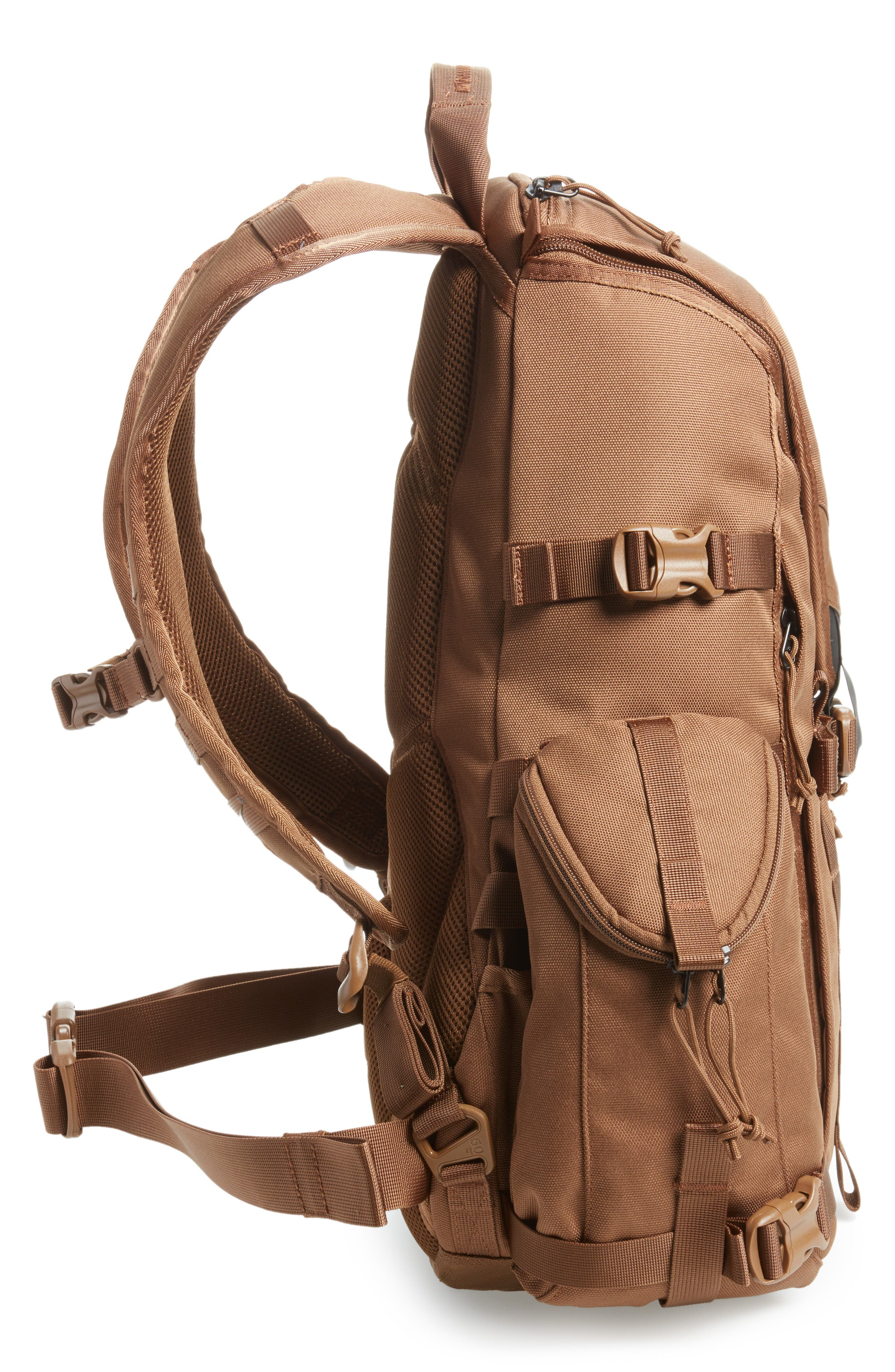 SFS Responder Backpack,                             Alternate thumbnail 4, color,                             Military Brown/ Military Brown