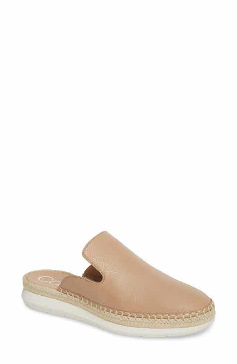 Calvin Klein Verie Espadrille Loafer Mule (Women)