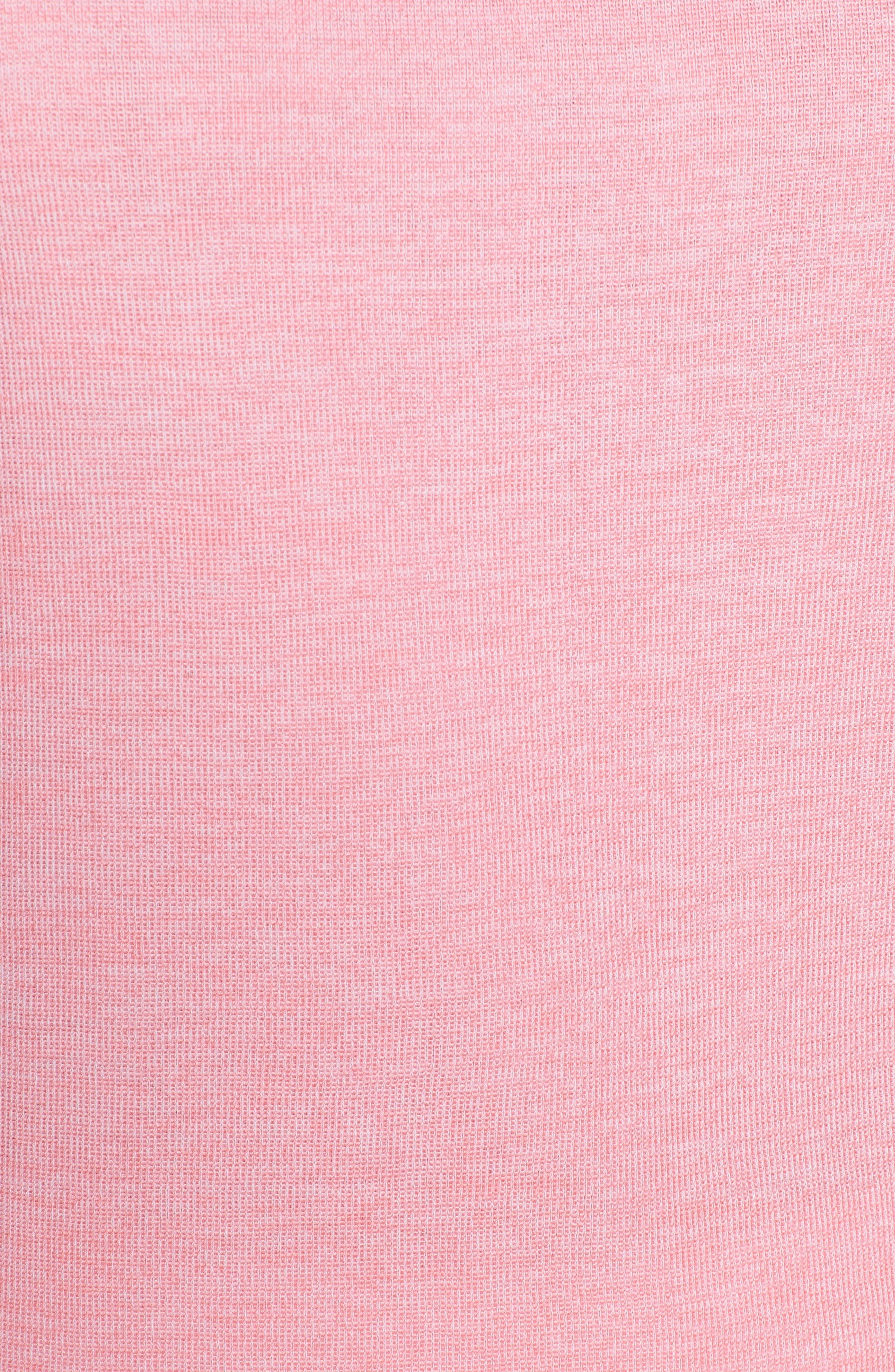 Sweetheart Tank,                             Alternate thumbnail 5, color,                             Pink Lemonade/ White