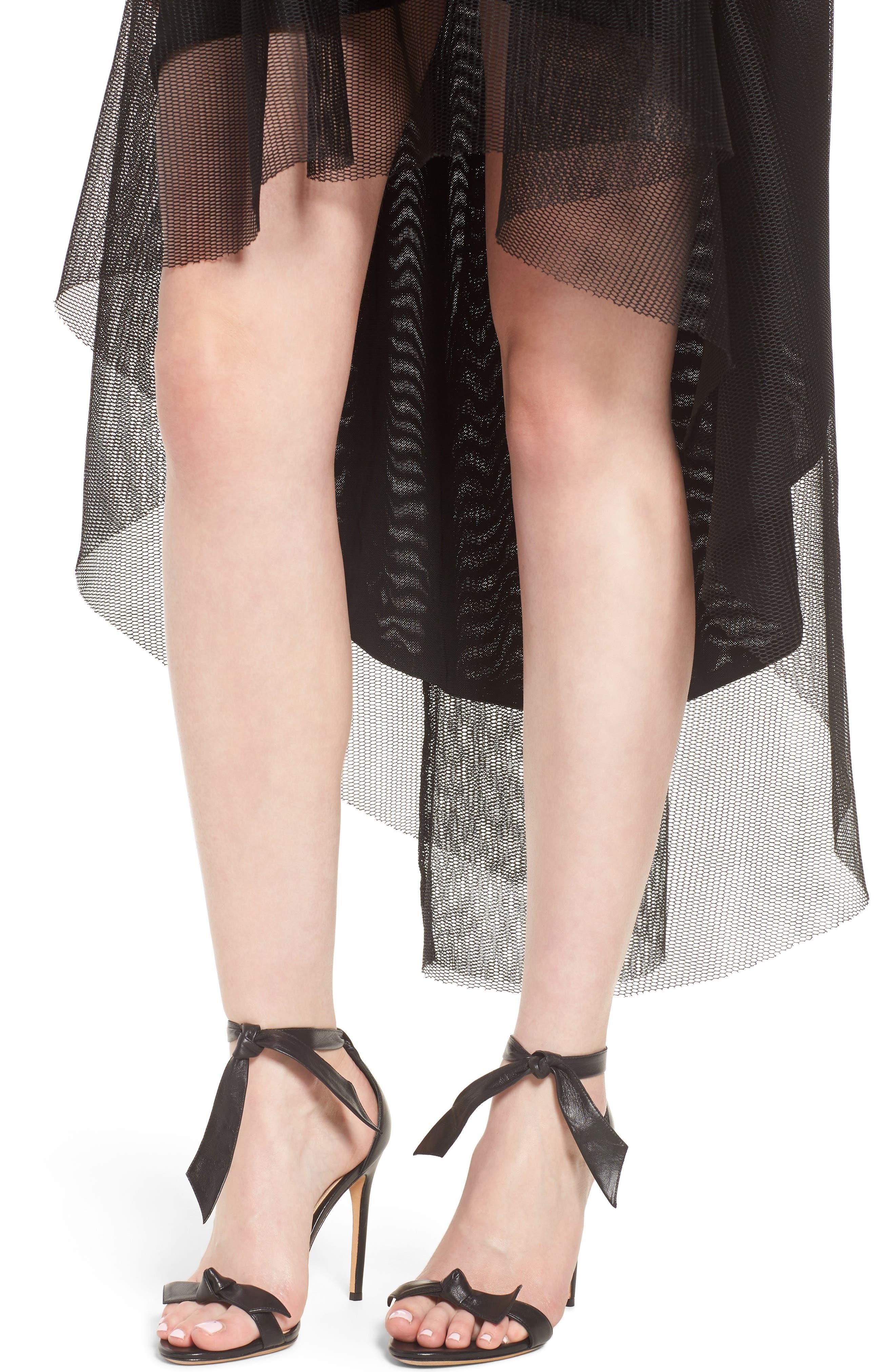 Alternate Image 4  - Elliatt Elysian High/Low Dress