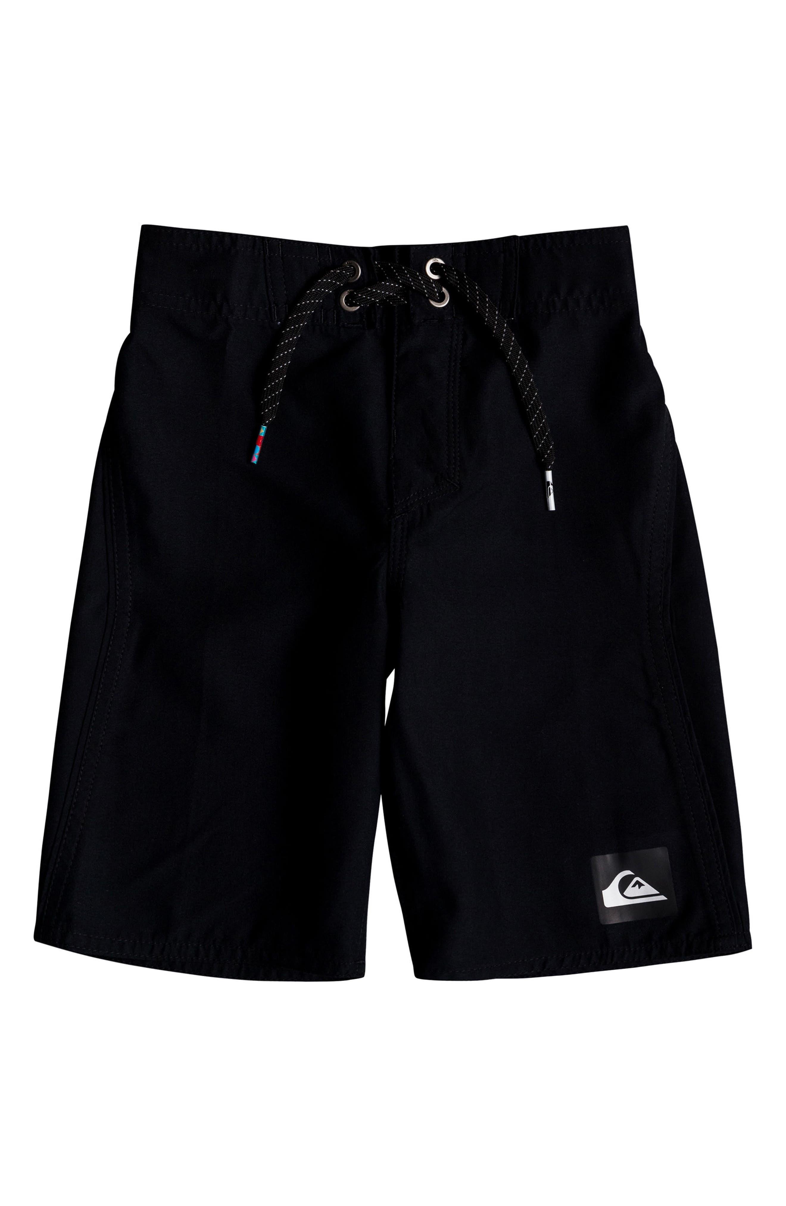 Highline Kaimana Board Shorts,                         Main,                         color, Black