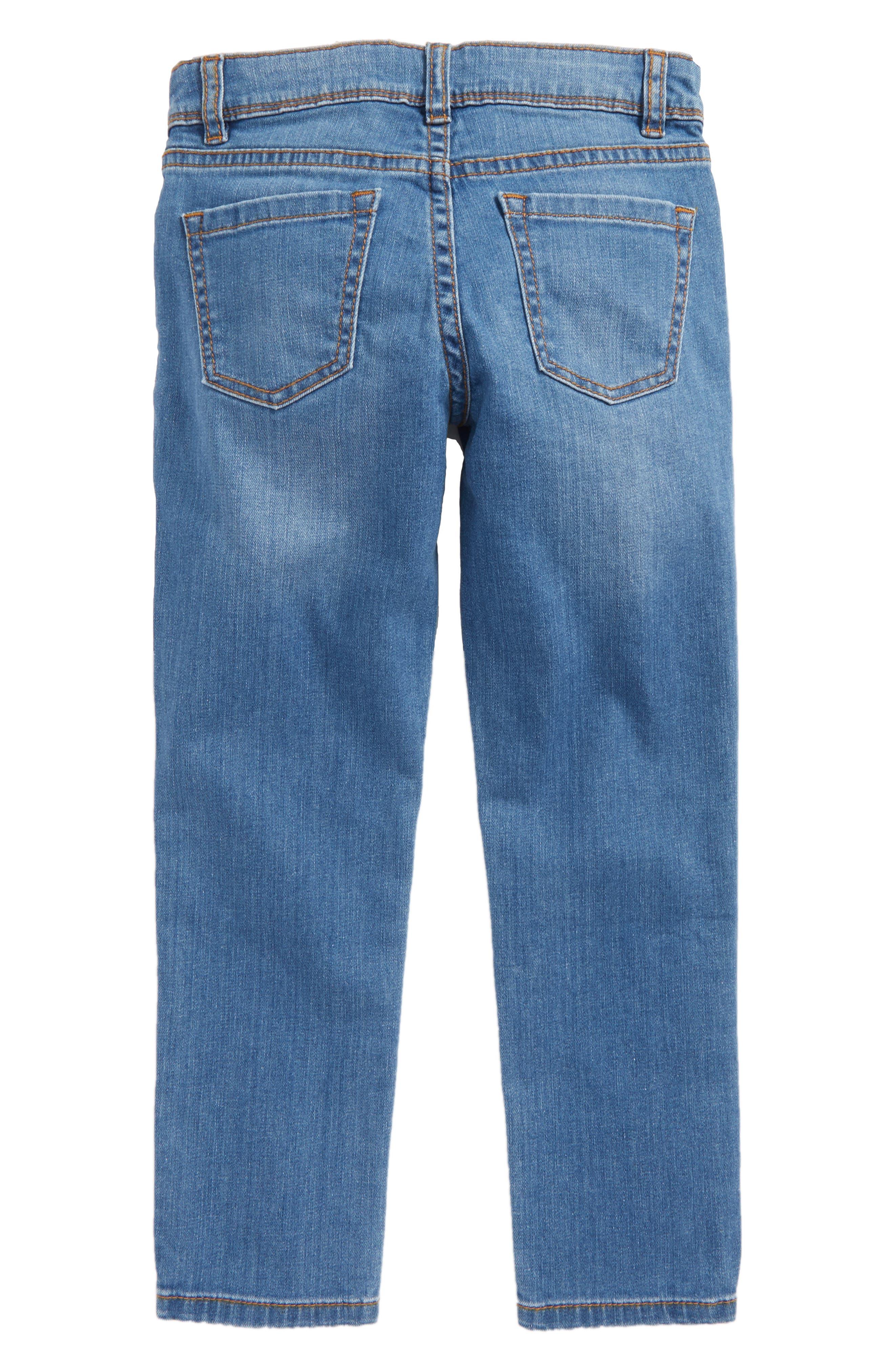 Skinny Jeans,                             Alternate thumbnail 2, color,                             Light Vintage Ldn