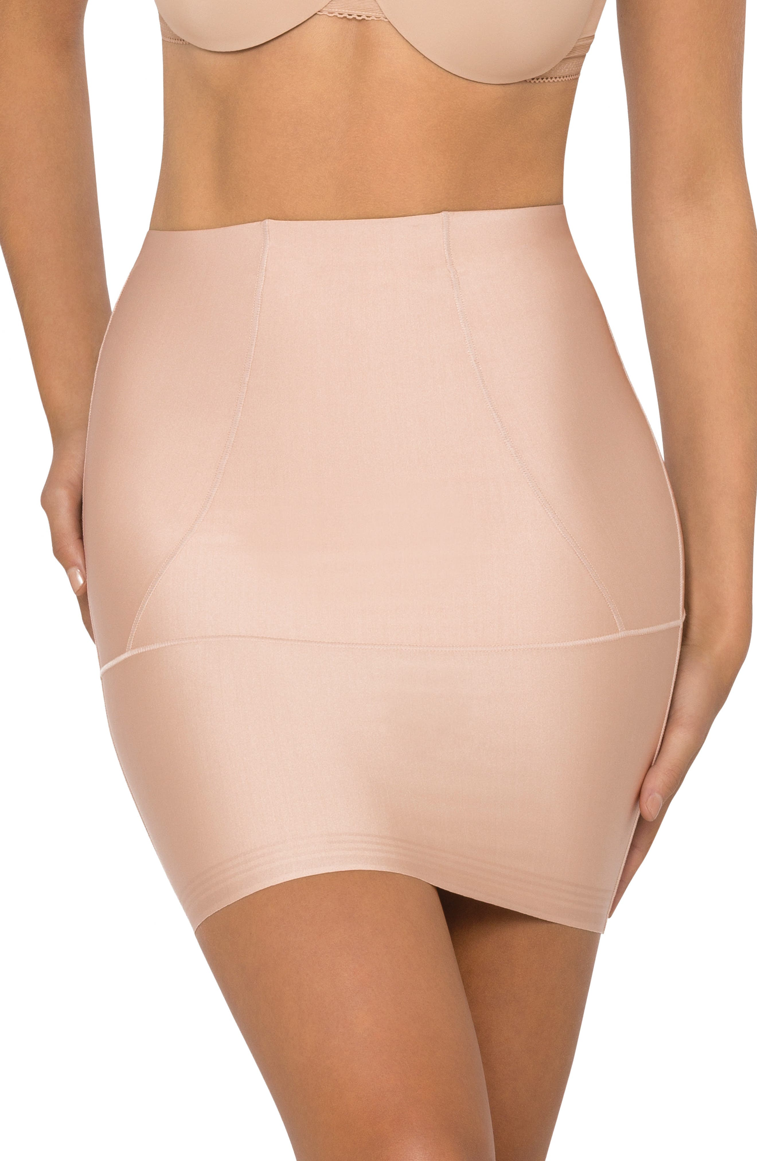Body Architect Shaper Slip Skirt, Warm Taupe