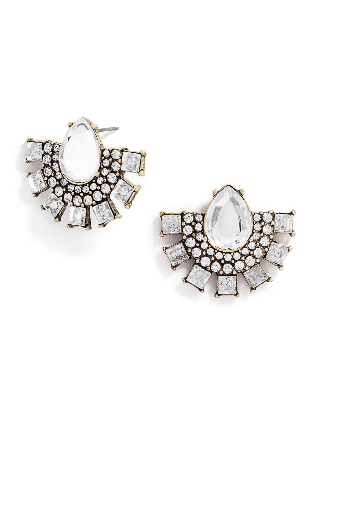 Alternate Image 1 Selected - Baublebar 'Parasol' Statement Stud Earrings