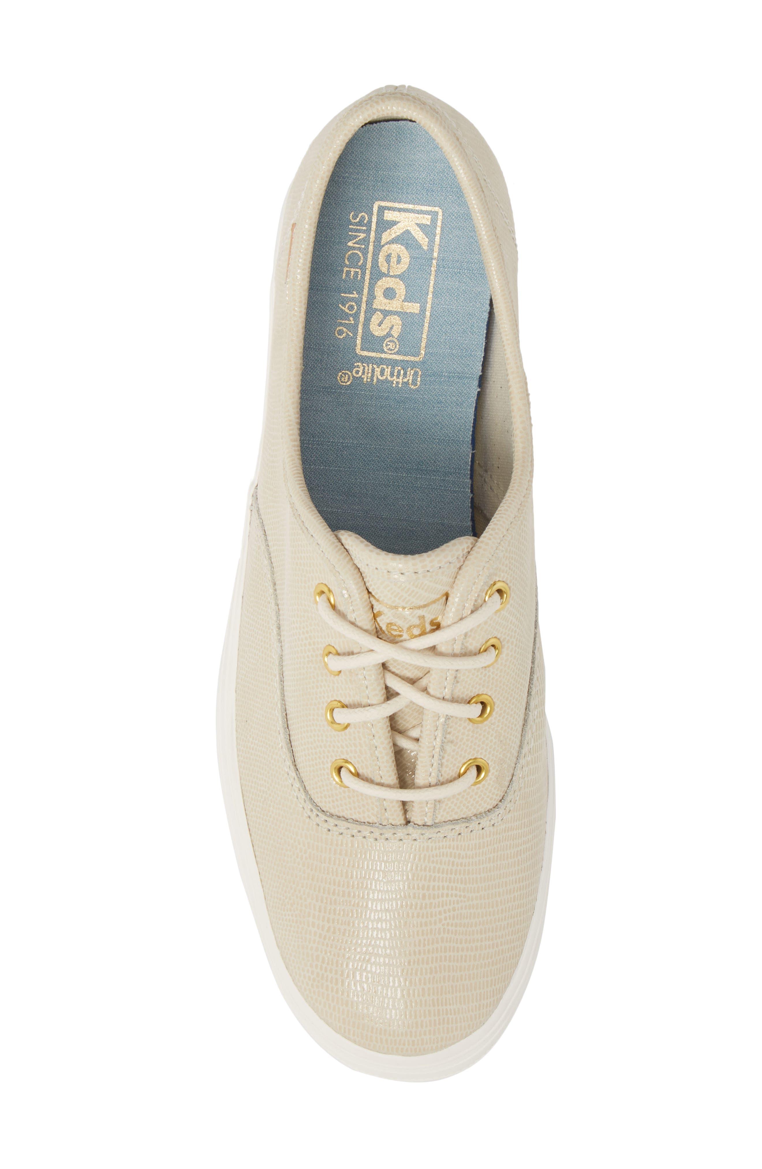 Alternate Image 5  - Keds® Triple Decker Platform Sneaker (Women)