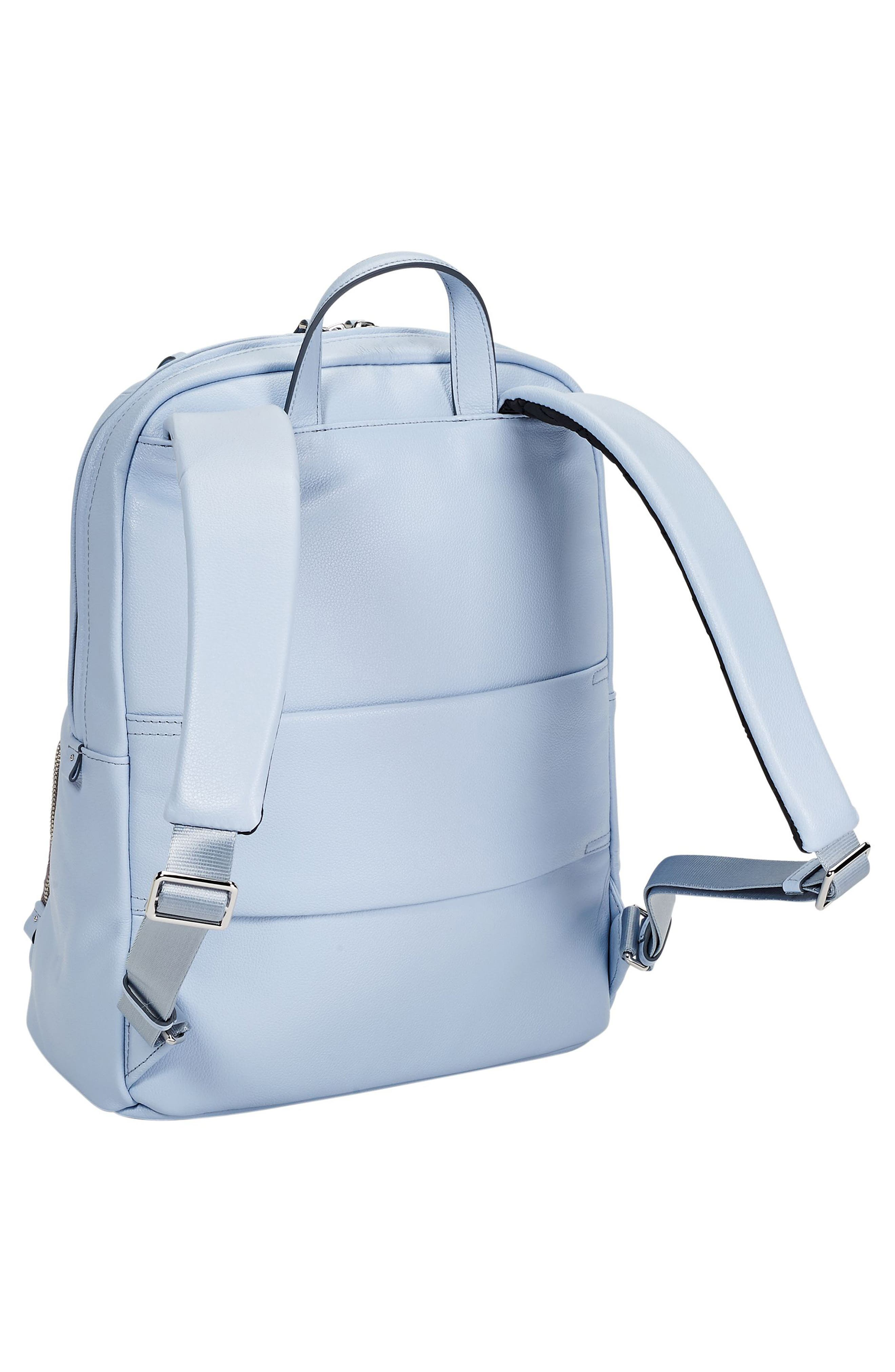 Alternate Image 6  - Tumi Voyageur Halle Leather Backpack (Limited Edition)