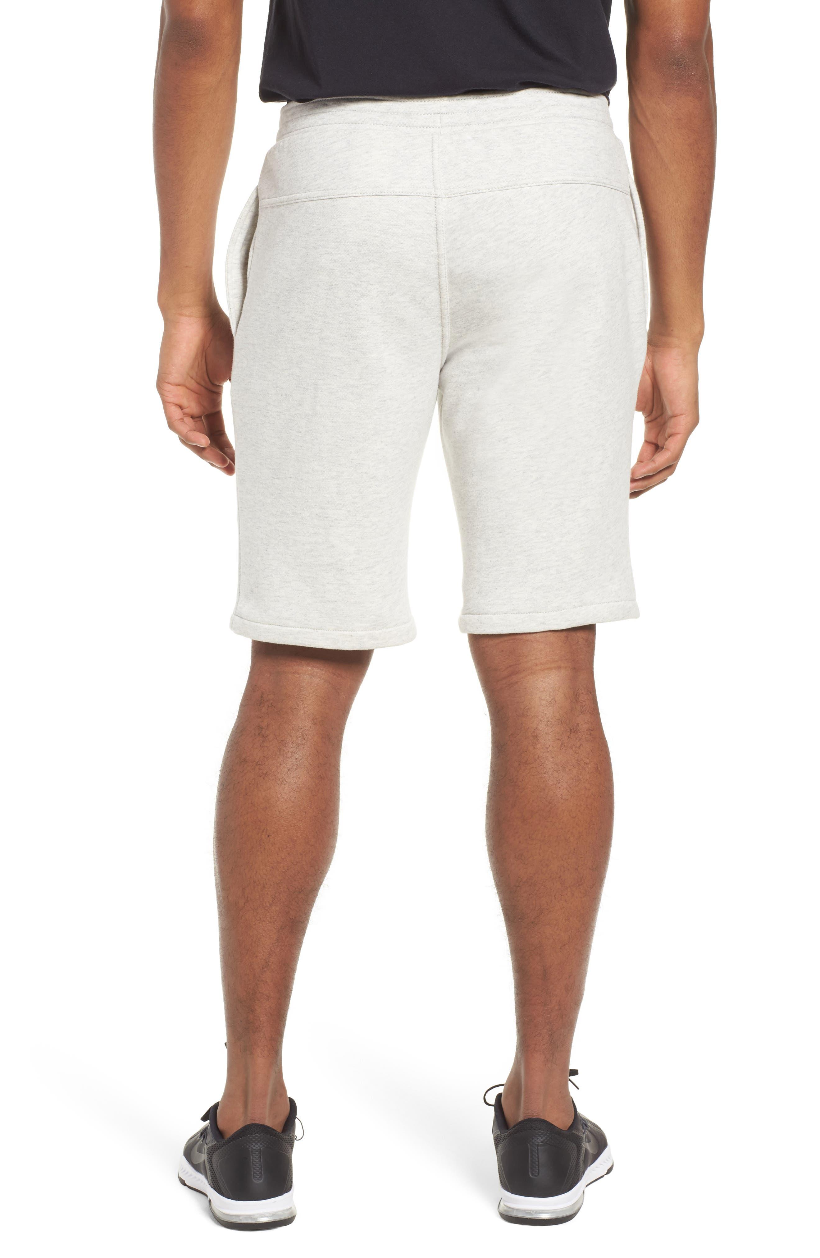 Alternate Image 2  - Timberland Logo Jogger Shorts