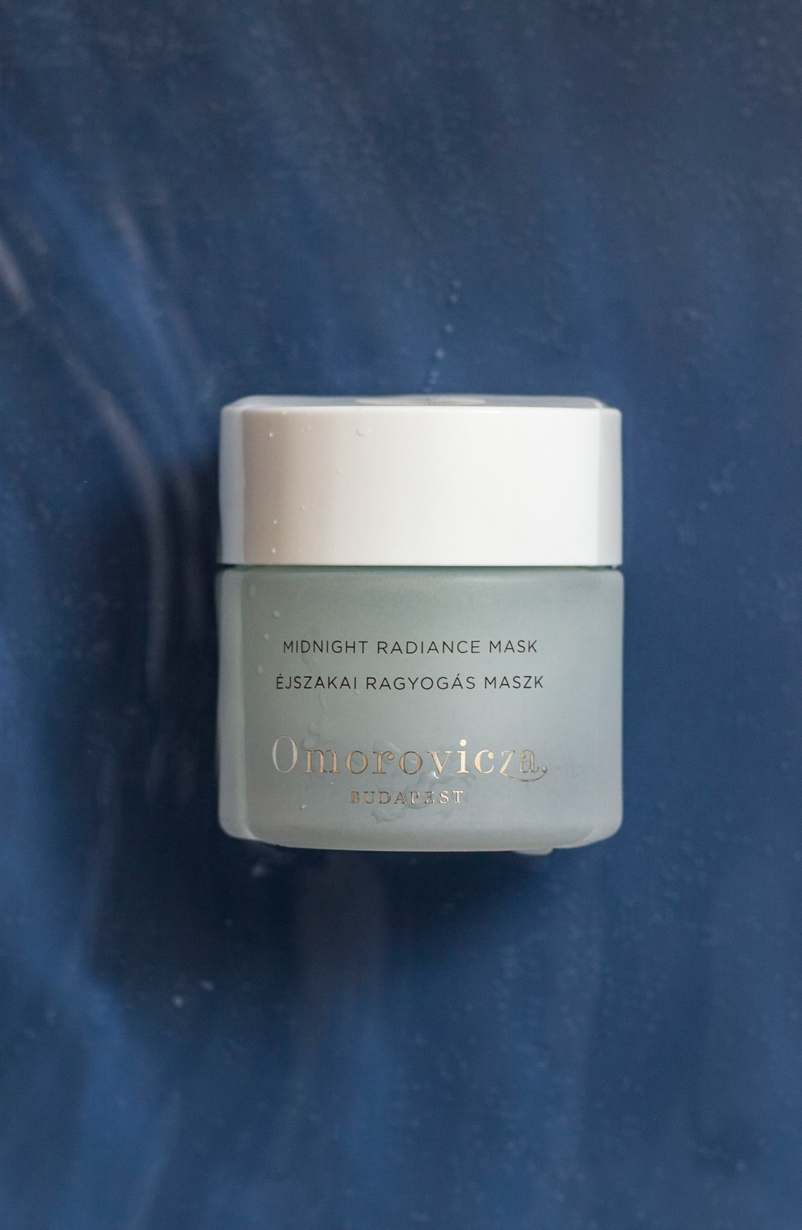 Alternate Image 4  - Omorovicza Midnight Radiance Mask