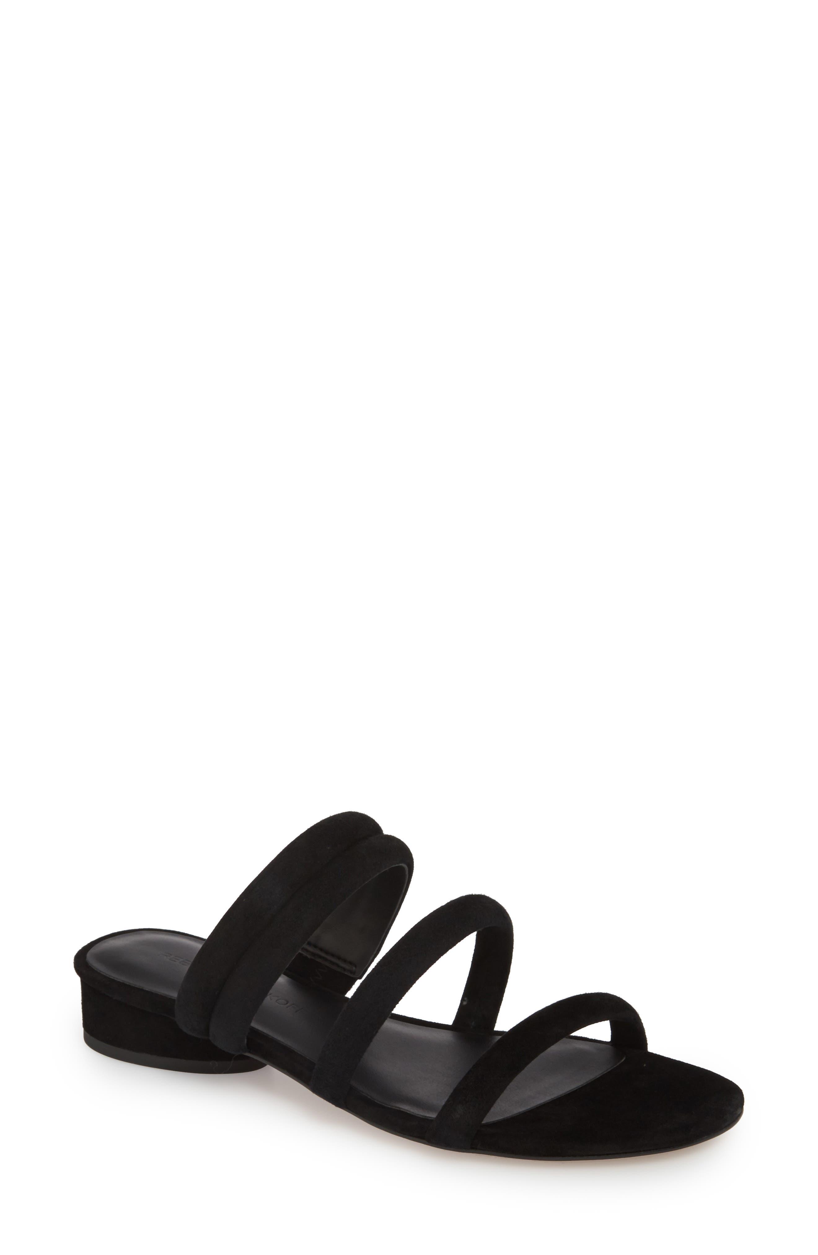 Rebecca Minkoff Kade Strappy Slide Sandal (Women)