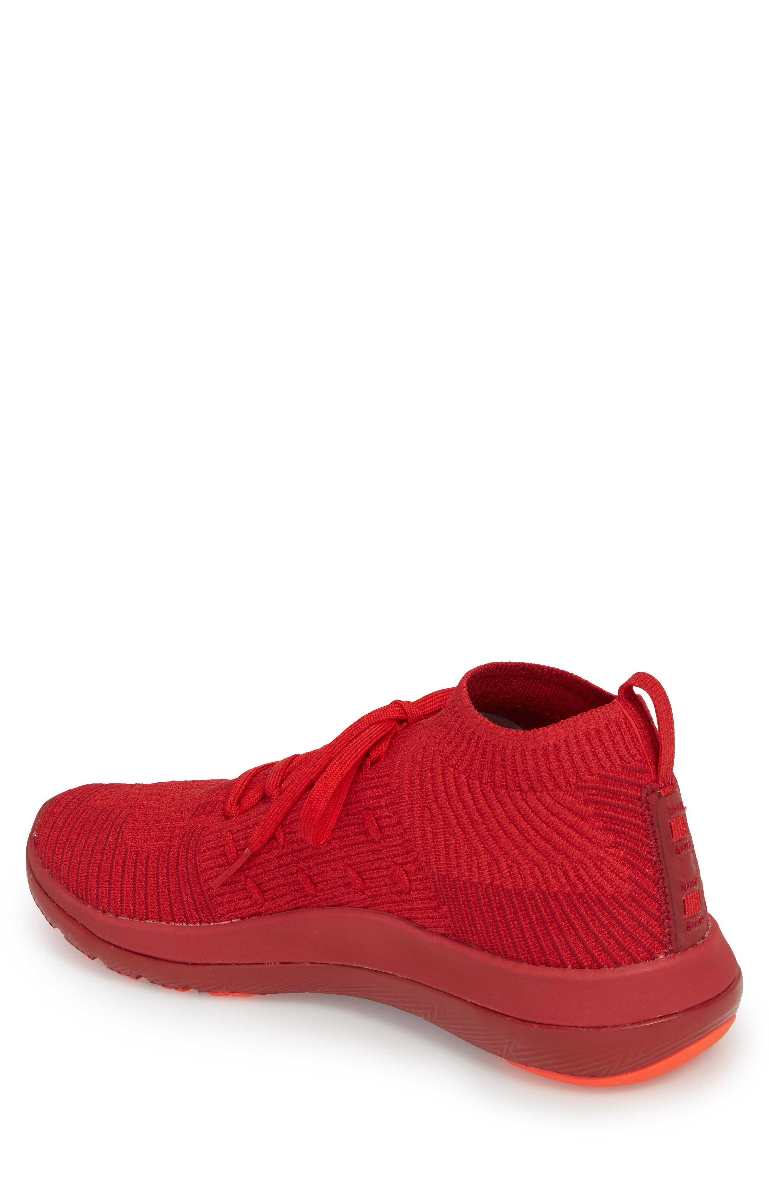 Slingflex Rise Sneaker,                             Alternate thumbnail 2, color,                             Pierce/ Spice Red