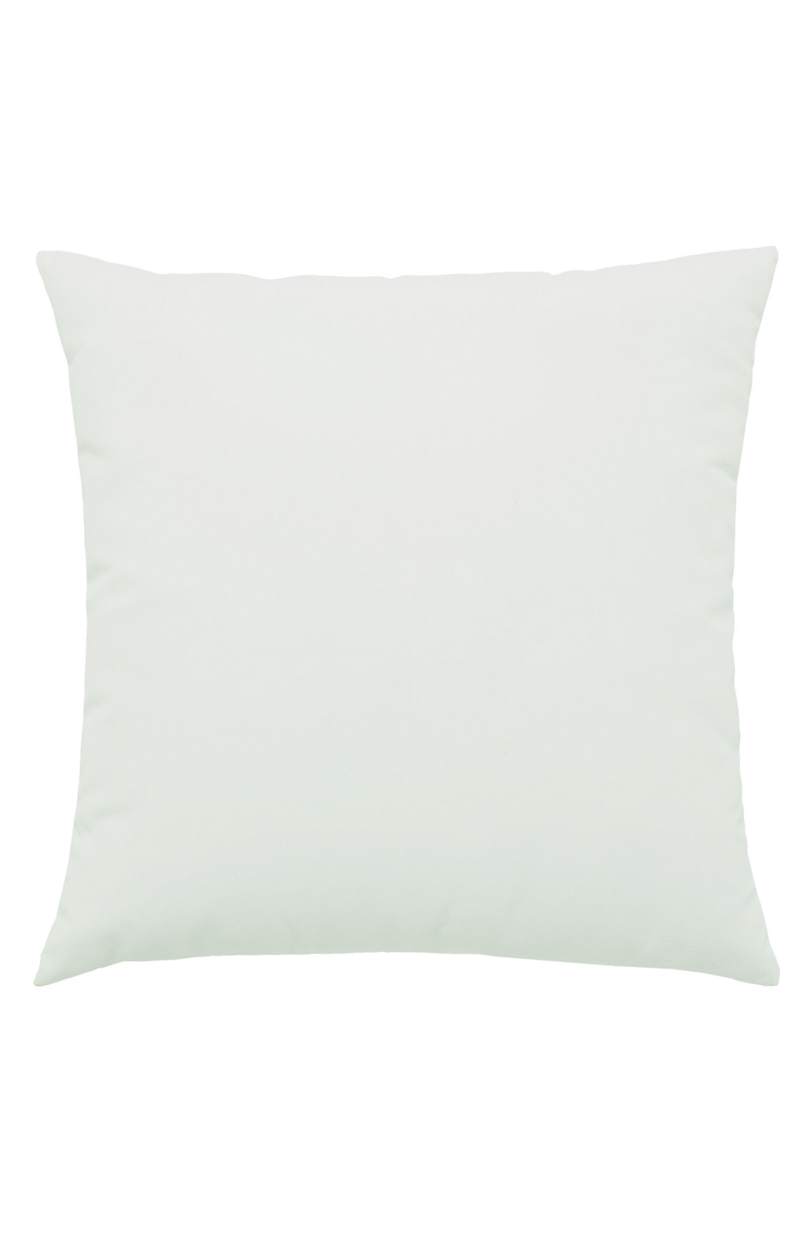 Bukhara Eclipse Indoor/Outdoor Accent Pillow,                             Alternate thumbnail 2, color,                             Grey