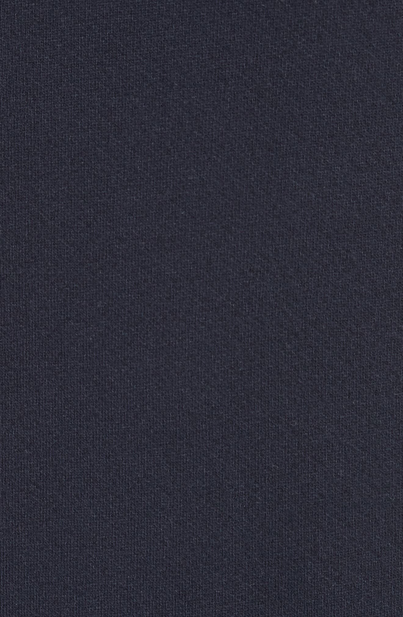Pocket Sleeve Sweatshirt,                             Alternate thumbnail 5, color,                             Navy