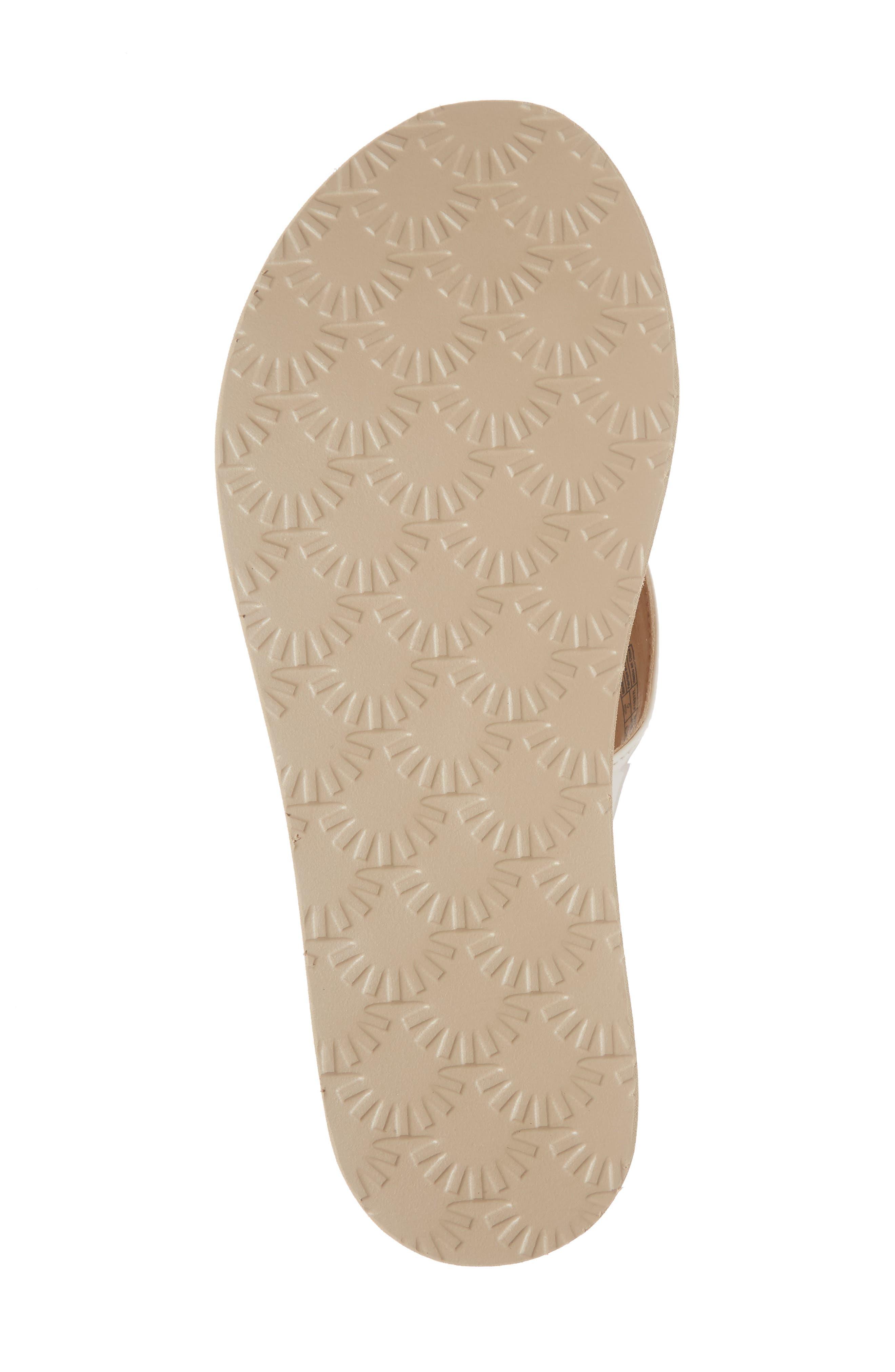 Alternate Image 6  - UGG® Tawney Flip Flop (Women)