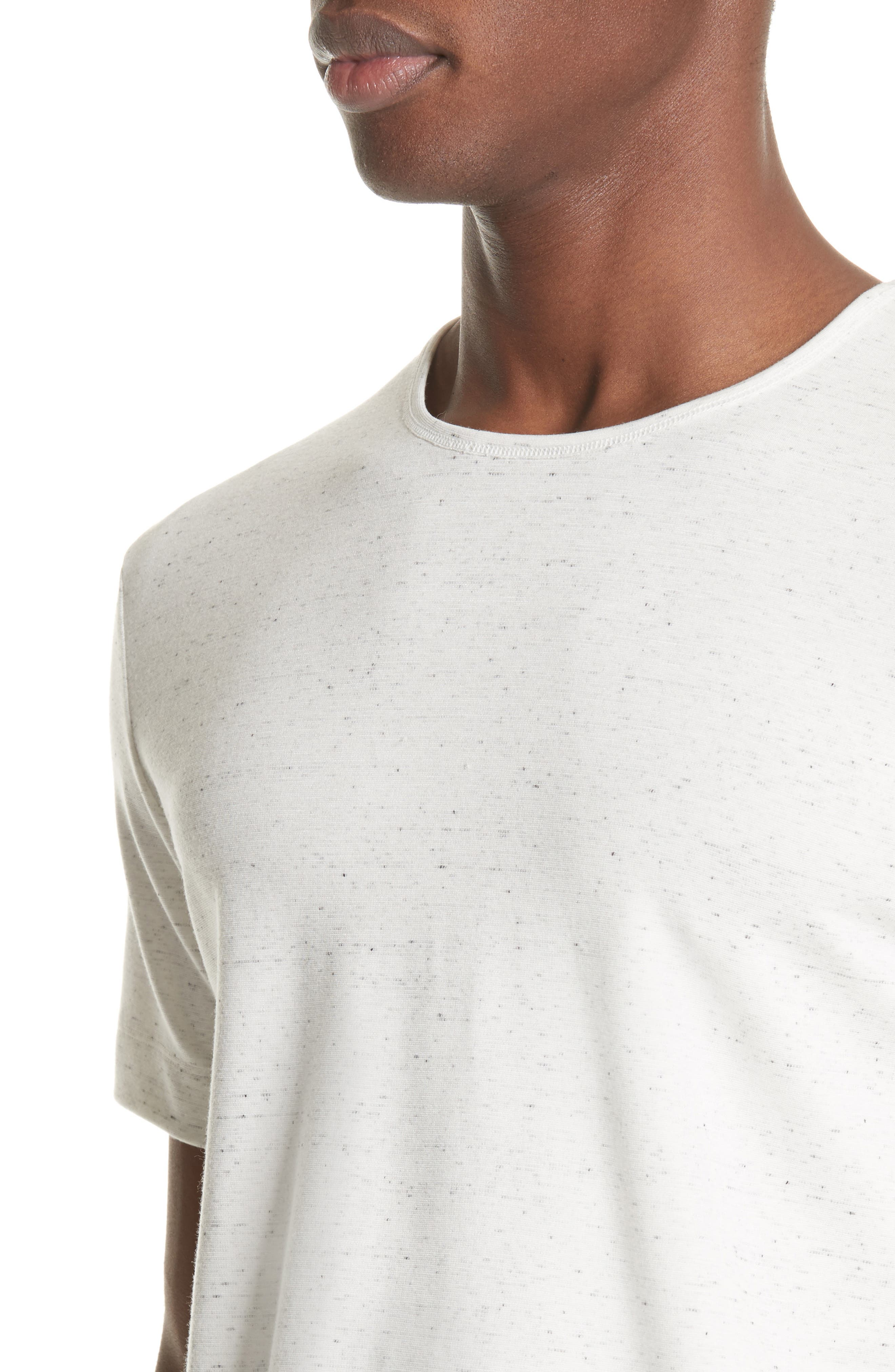 Signals T-Shirt,                             Alternate thumbnail 4, color,                             Static White