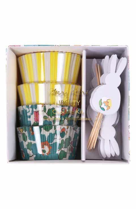 Meri meri blue easter gifts nordstrom meri meri 48 pack liberty of london cupcake party kit negle Gallery