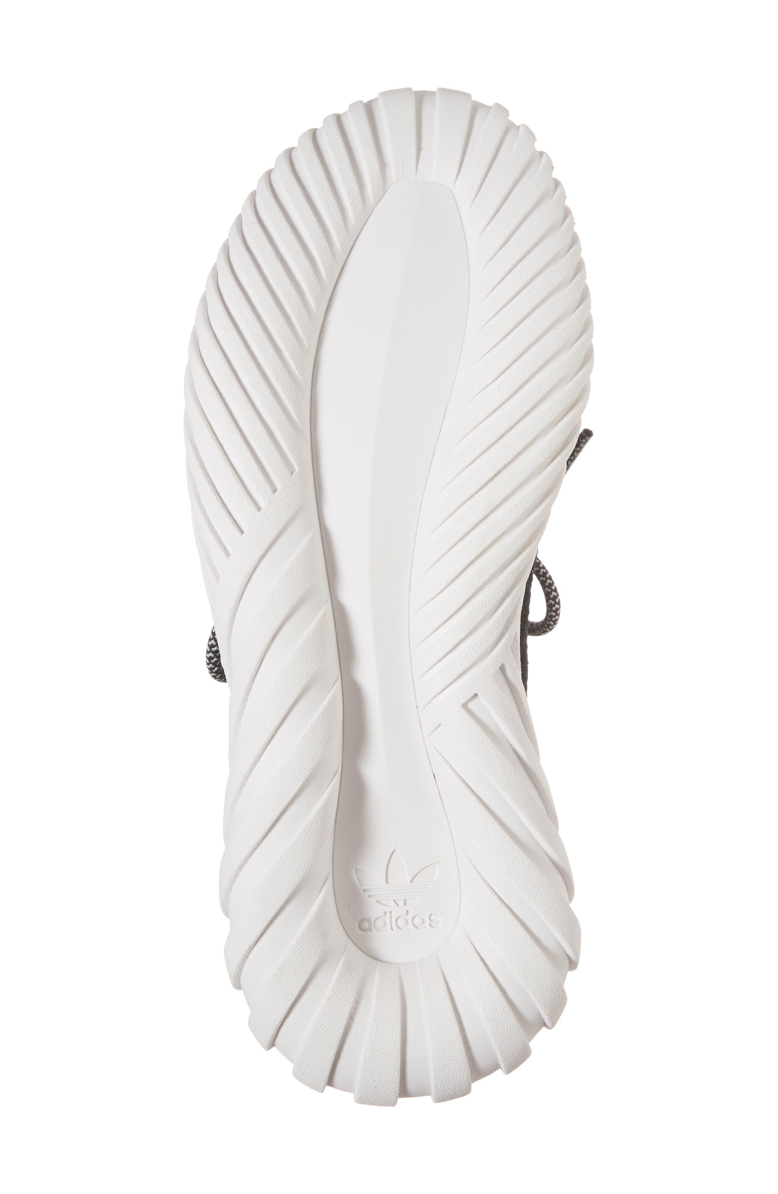 Alternate Image 6  - adidas Tubular Doom Sock Primeknit Sneaker (Women)