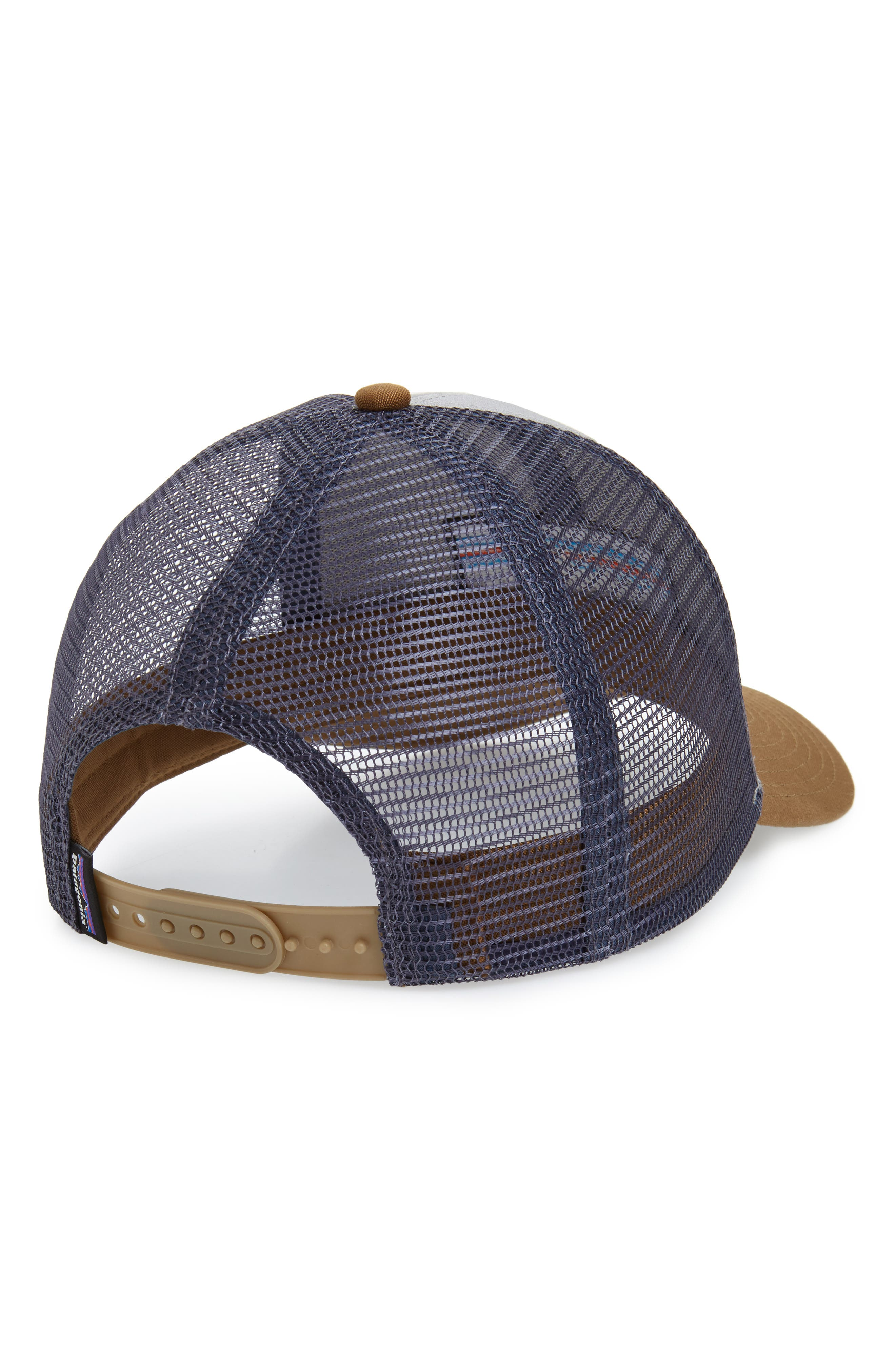 Alternate Image 2  - Patagonia 'PG - Lo Pro' Trucker Hat